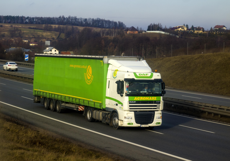 Daf truck, Car, Forwarding, Freight, Goods, HQ Photo
