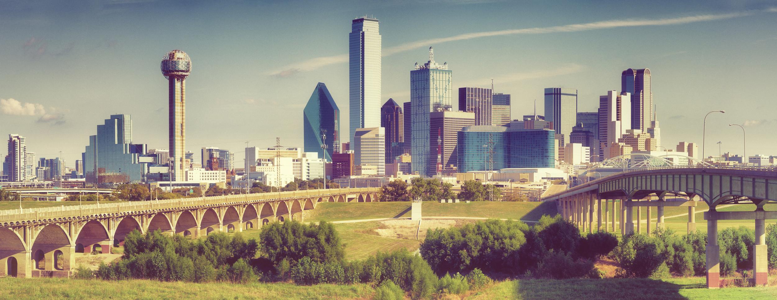 Dallas city photo