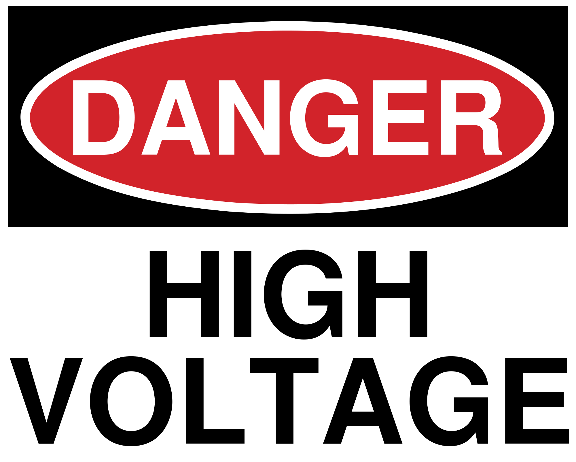 File:Danger High Voltage.svg - Wikimedia Commons