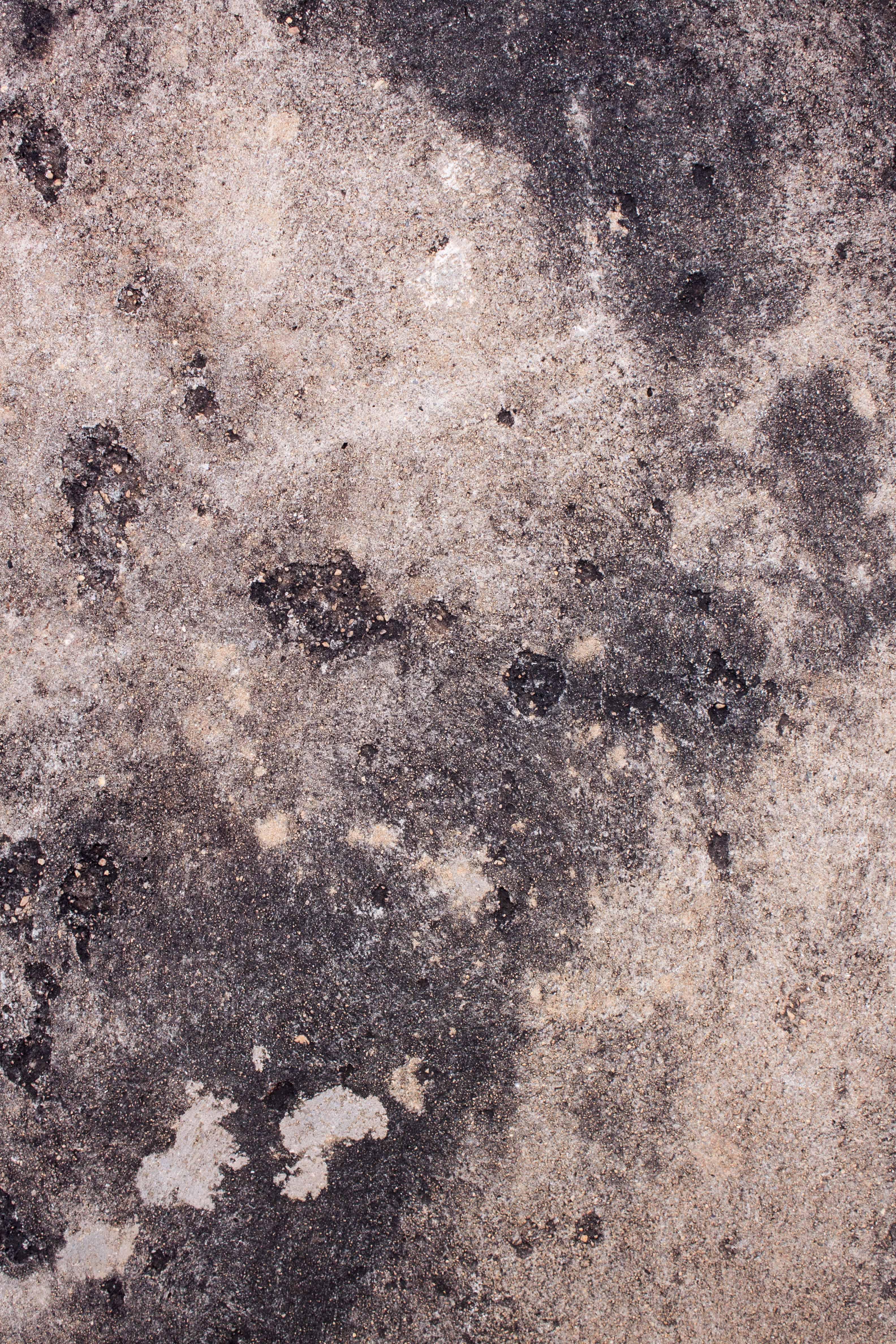 Dark and light concrete texture floor photo