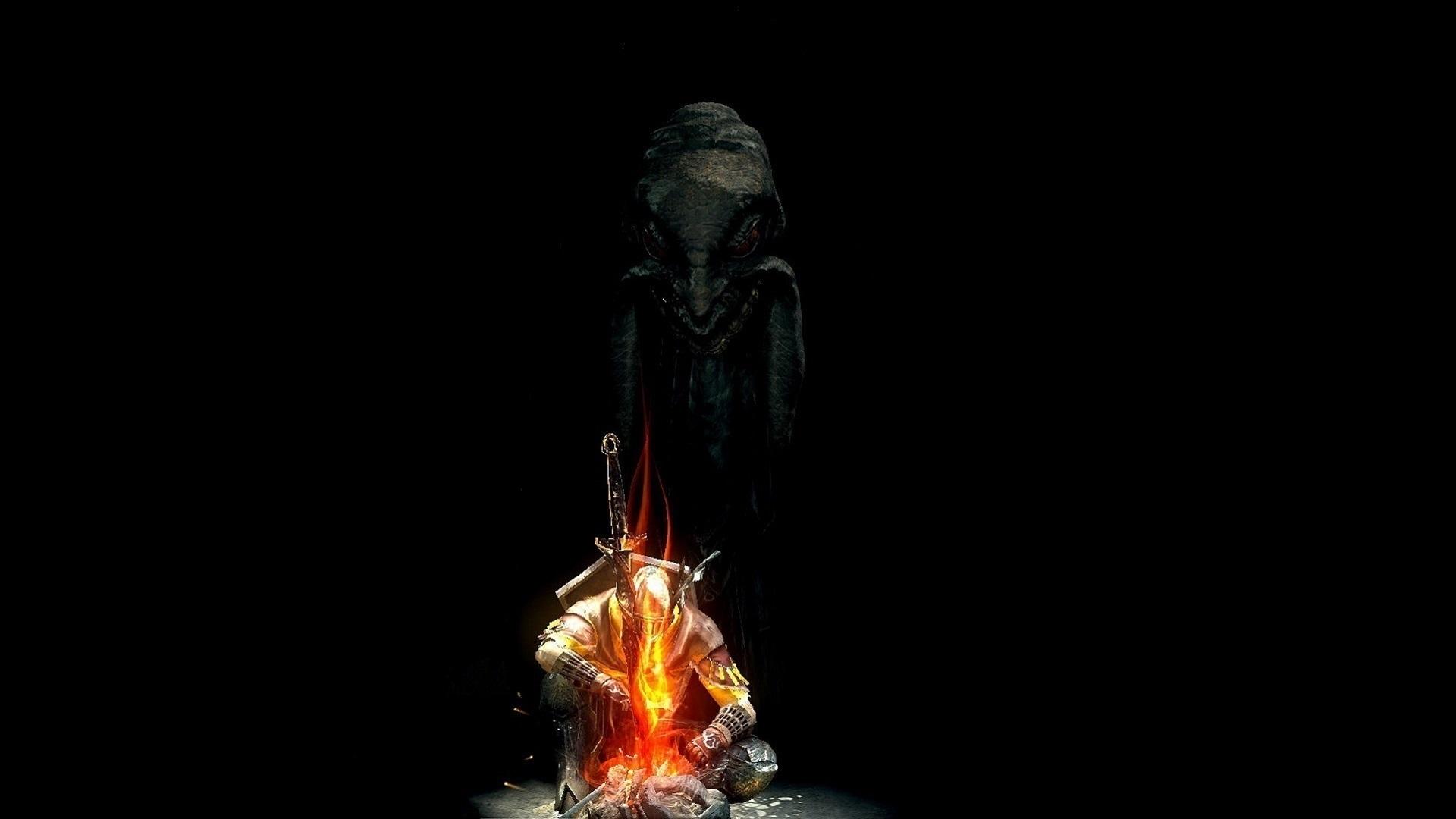 Abyss Bonfire Dark souls Hd - Imgur