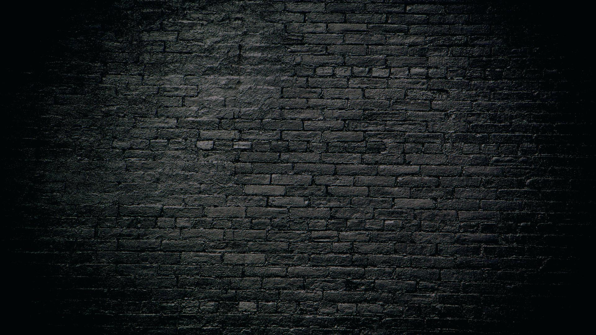Free Photo Dark Brick Wall Brick Bricks Concrete Free Download Jooinn