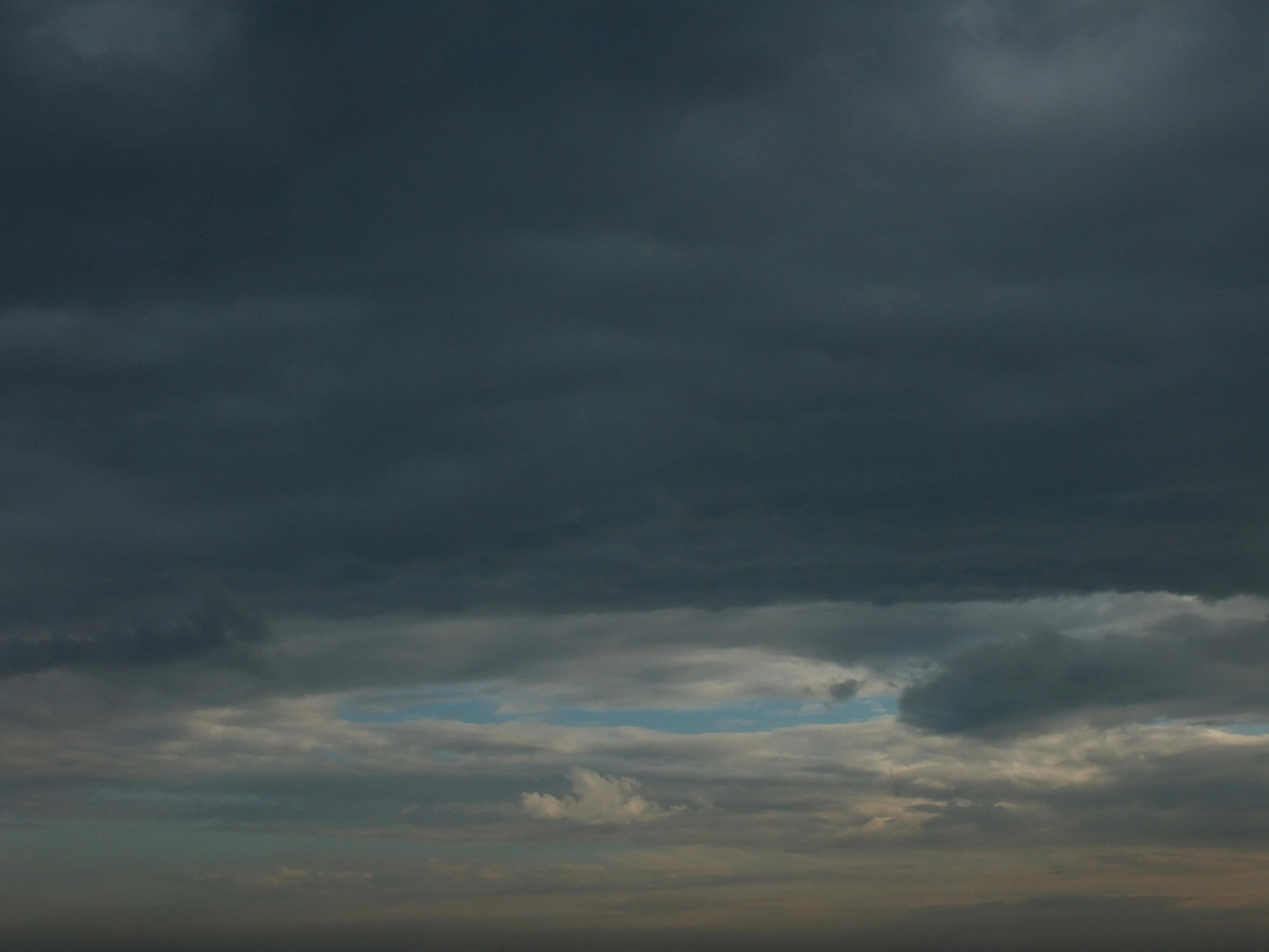 Sky: Clouds Vortex Cloudy Rainy Whirl Dark Nature Wallpaper For ...