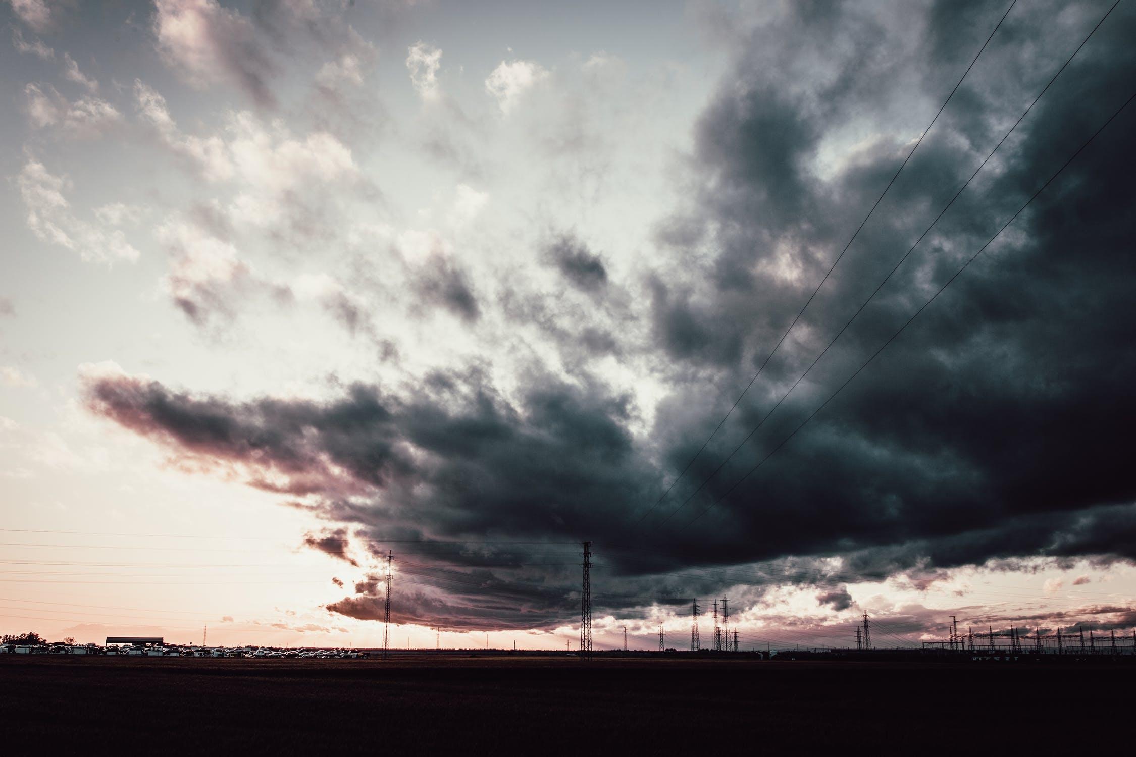 dark sky, dark sky