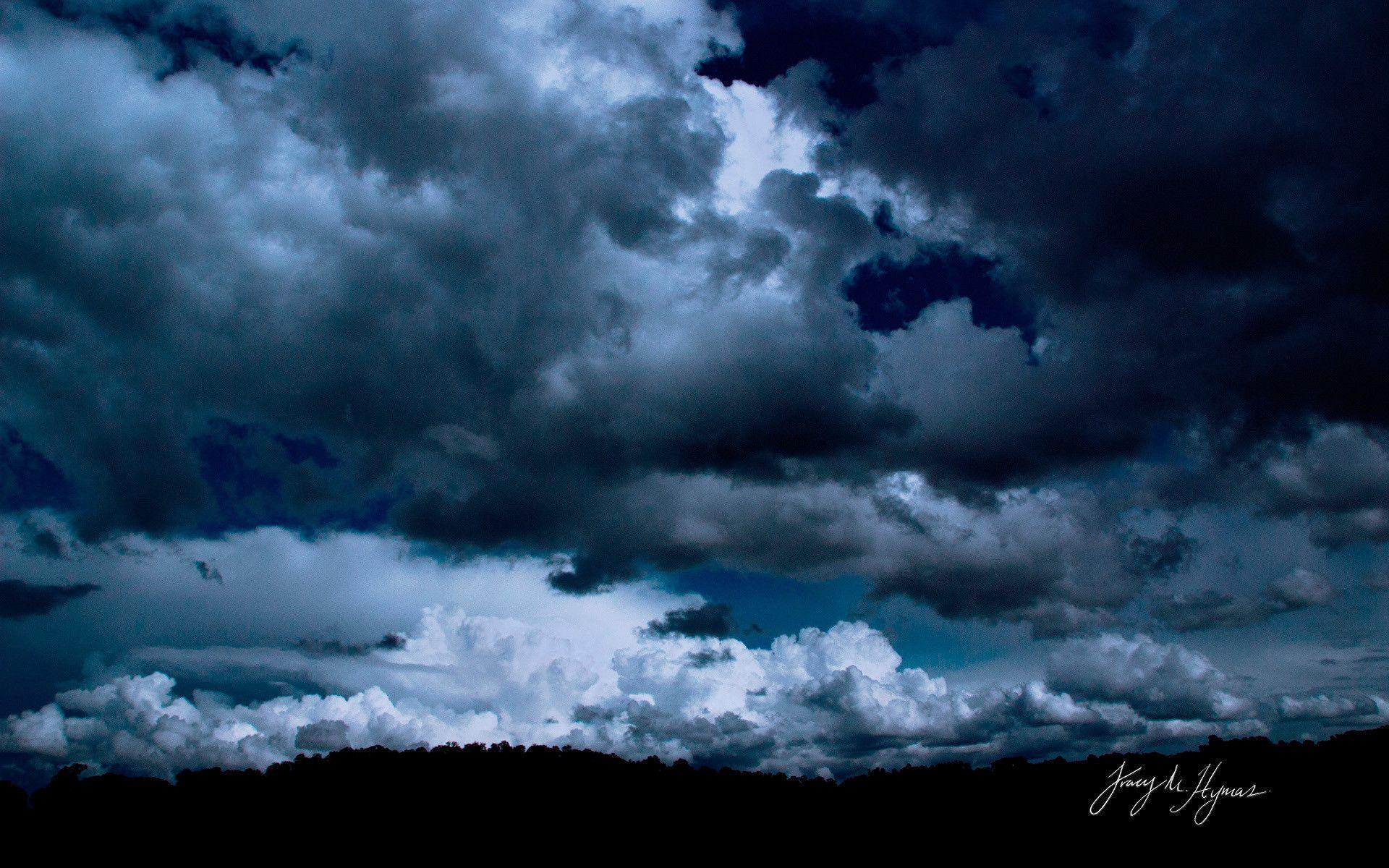 Dark sky photo