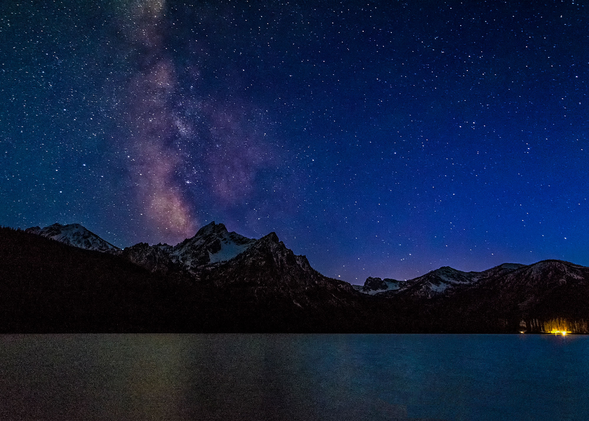 Star Gazing Paradise: Idaho Awarded First US 'Dark Sky Reserve'