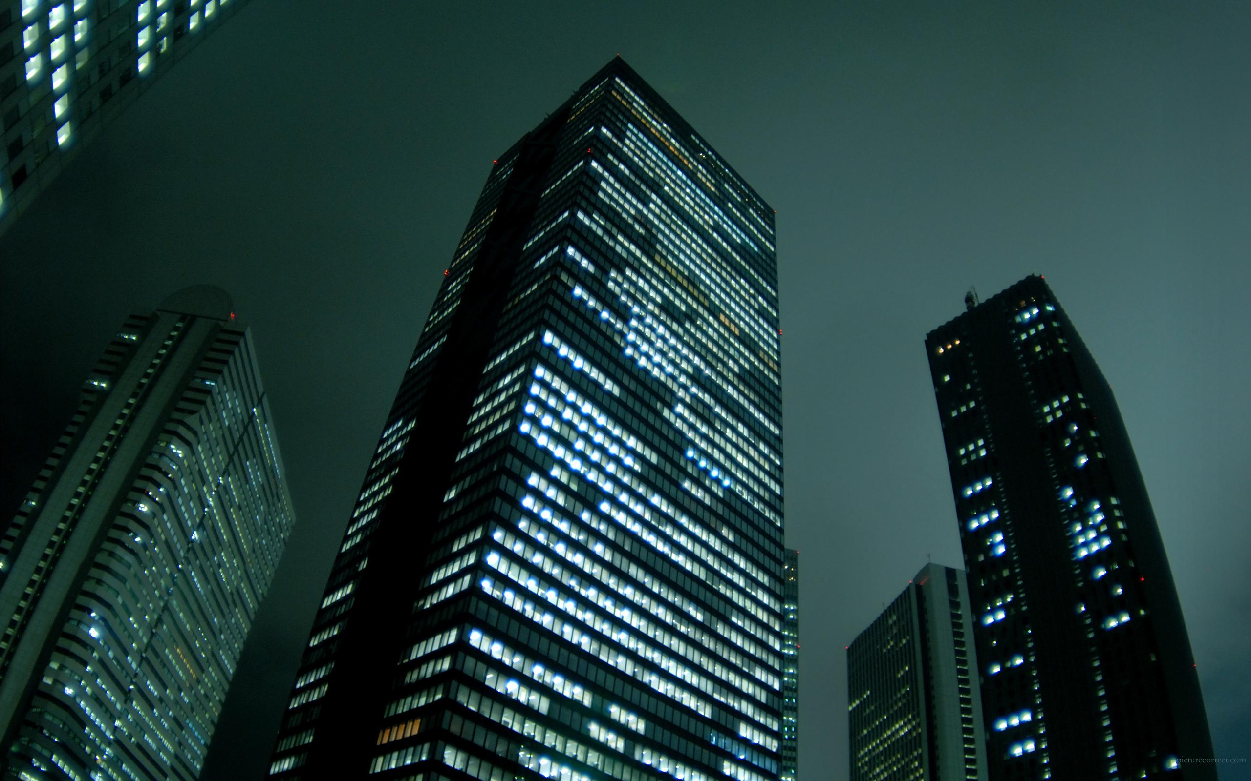 Dark Skyscrapers | Cool Wallpapers