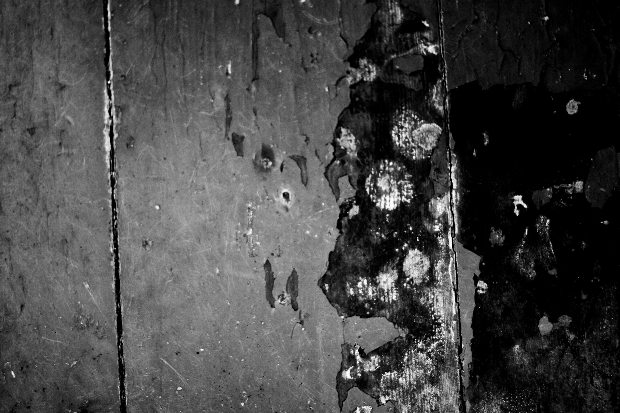 Dark Stained Wall, Dark, Gloomy, Grunge, Grungy, HQ Photo