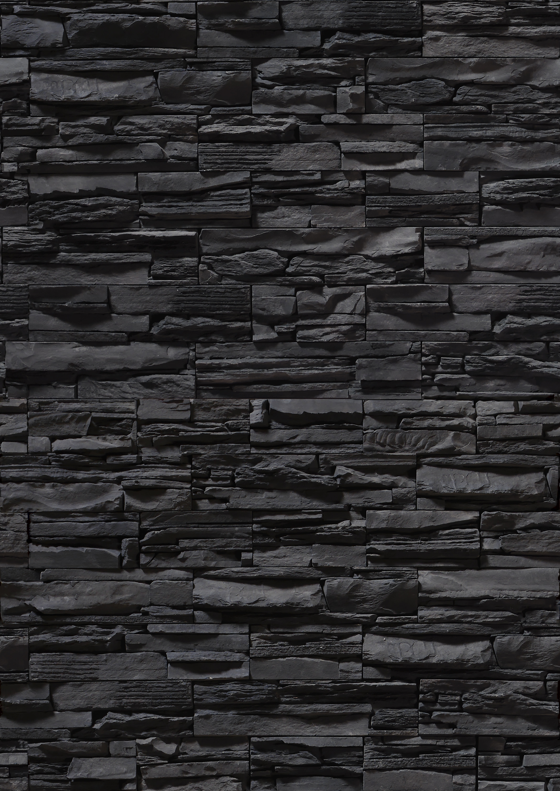 black stone, wall, texture stone, stone wall, download background ...