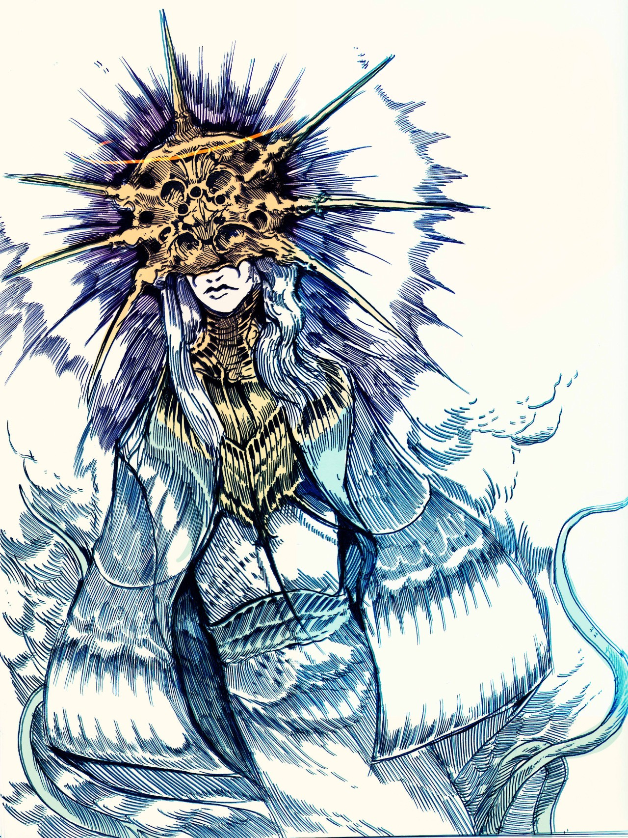 YES, DARK SUN GWYNDOLIN IS A TRANS WOMAN, NO, YOU CAN'T HAVE HER