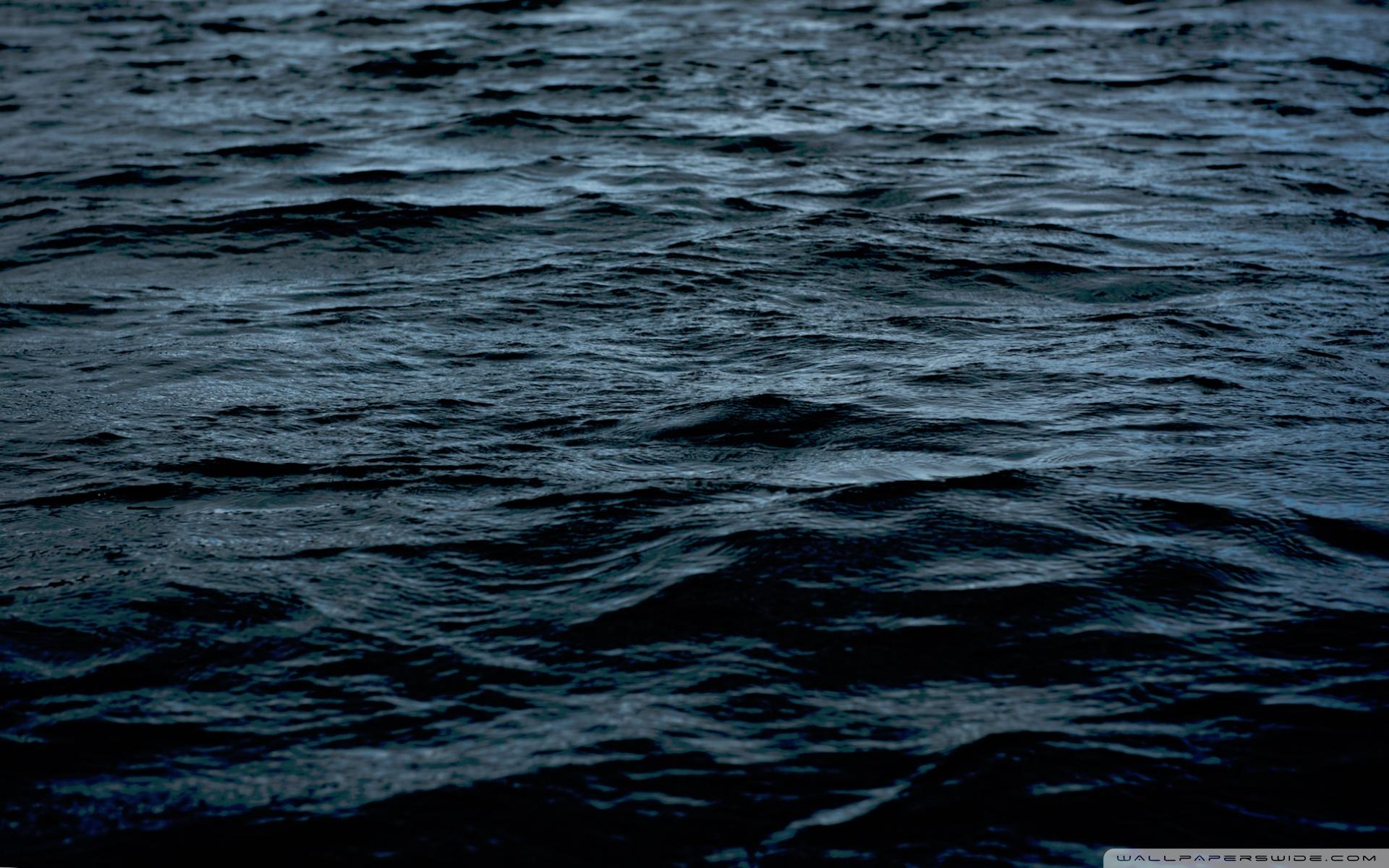 Dark Water ❤ 4K HD Desktop Wallpaper for 4K Ultra HD TV • Wide ...
