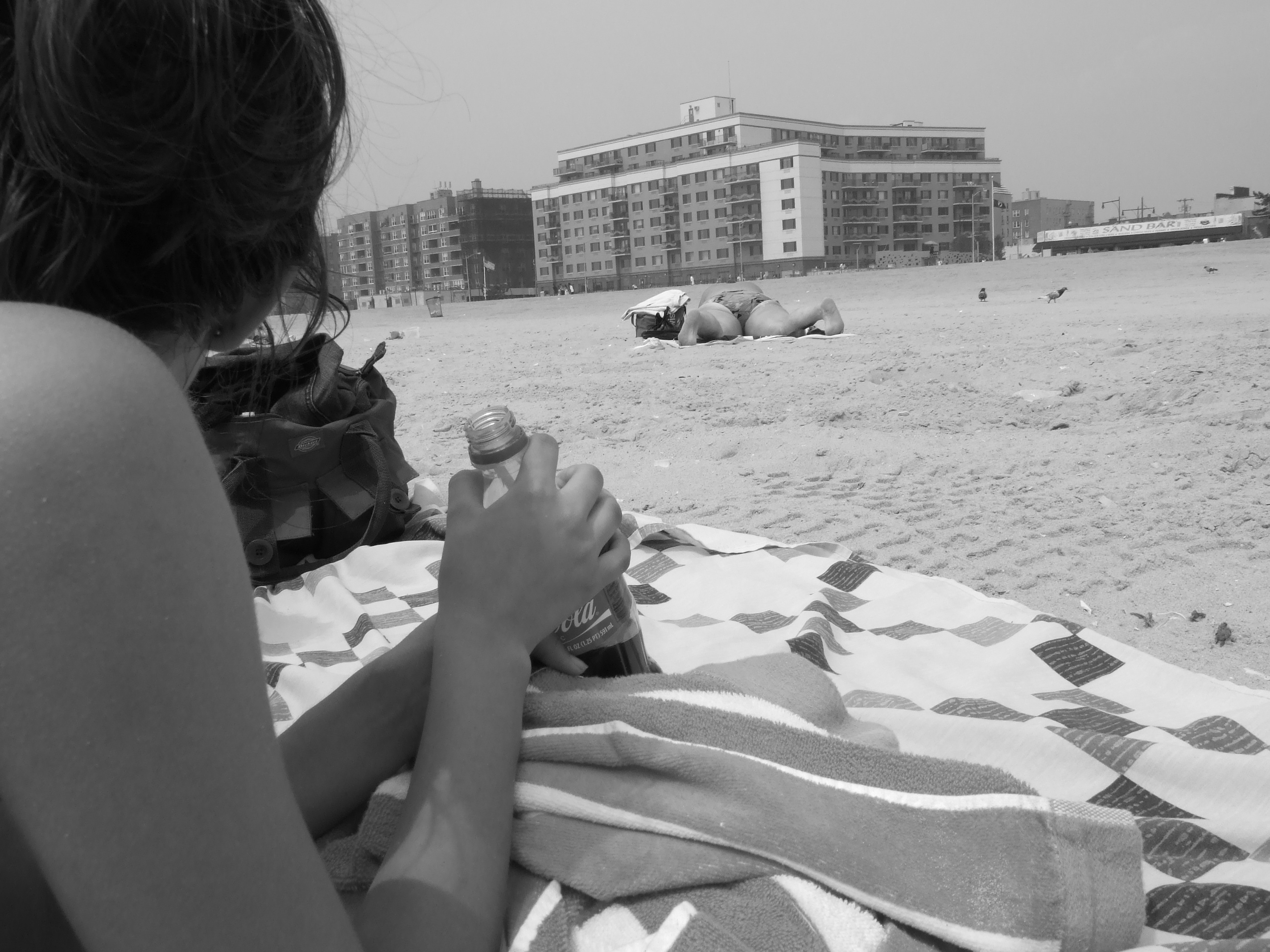 Day at the beach photo