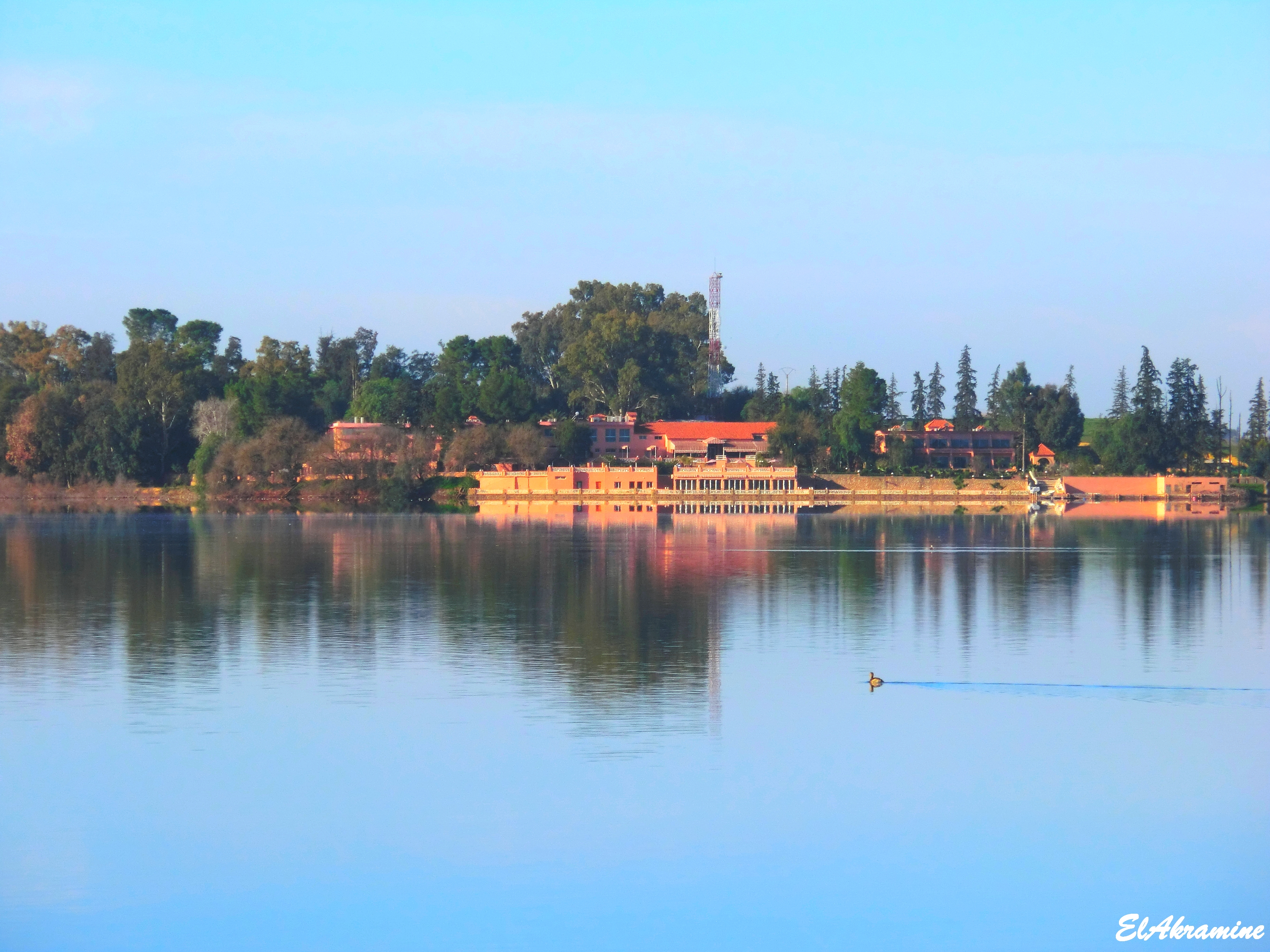 Dait Erroumi Lake | Mapio.net