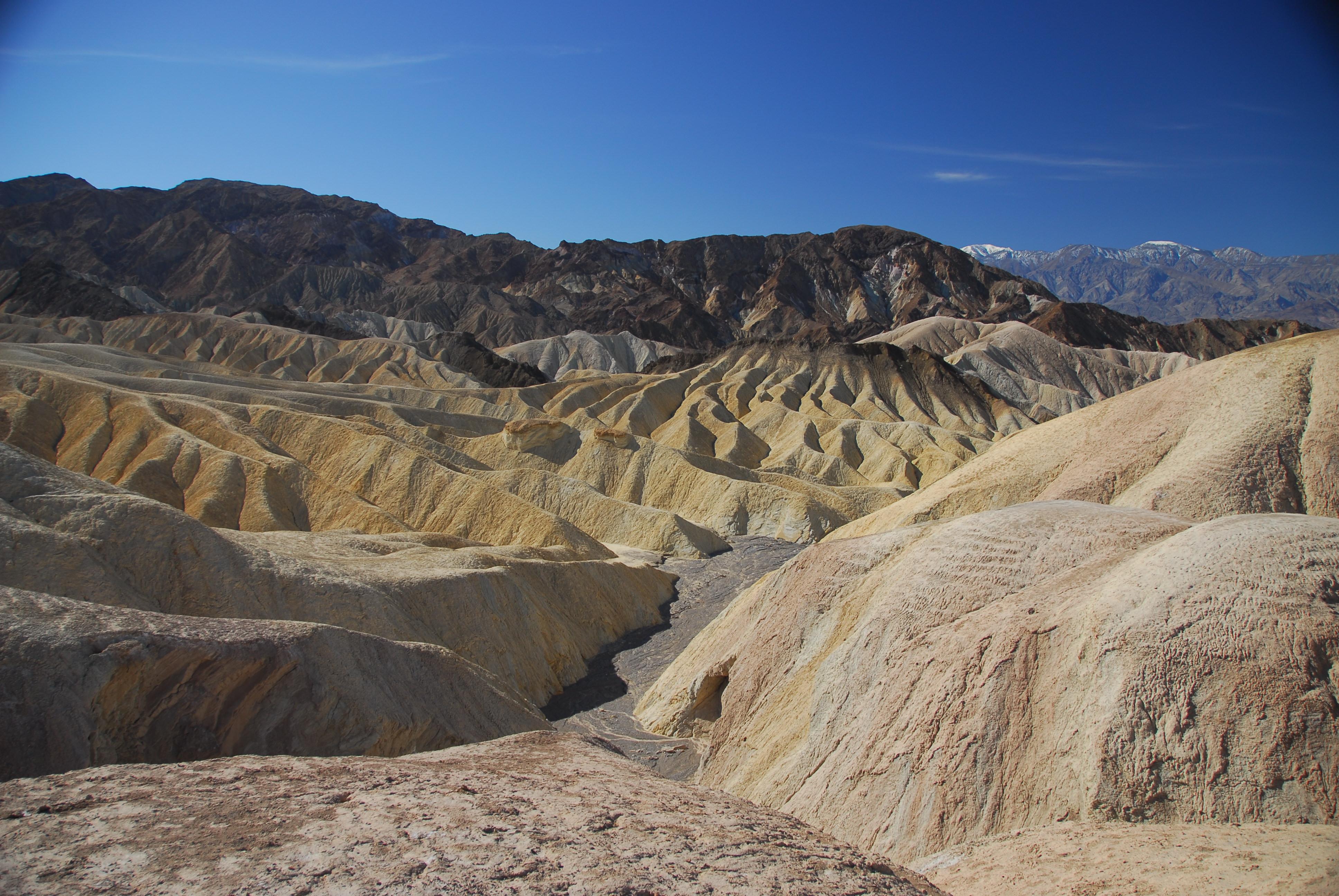 Death Valley, Blue, Cliffs, Deathvalley, Deep, HQ Photo