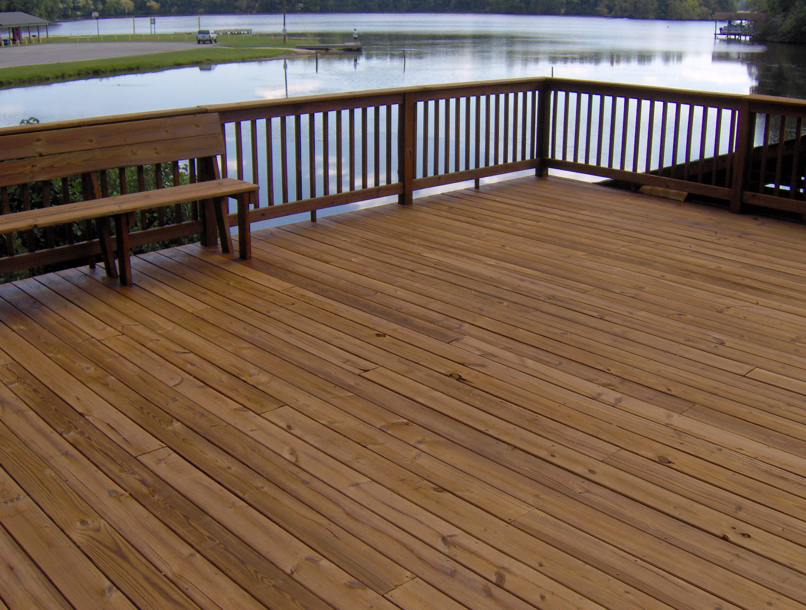 Wood Deck : Wood Deck Pictures Wood Deck Railing Ideas Pictures Baby ...
