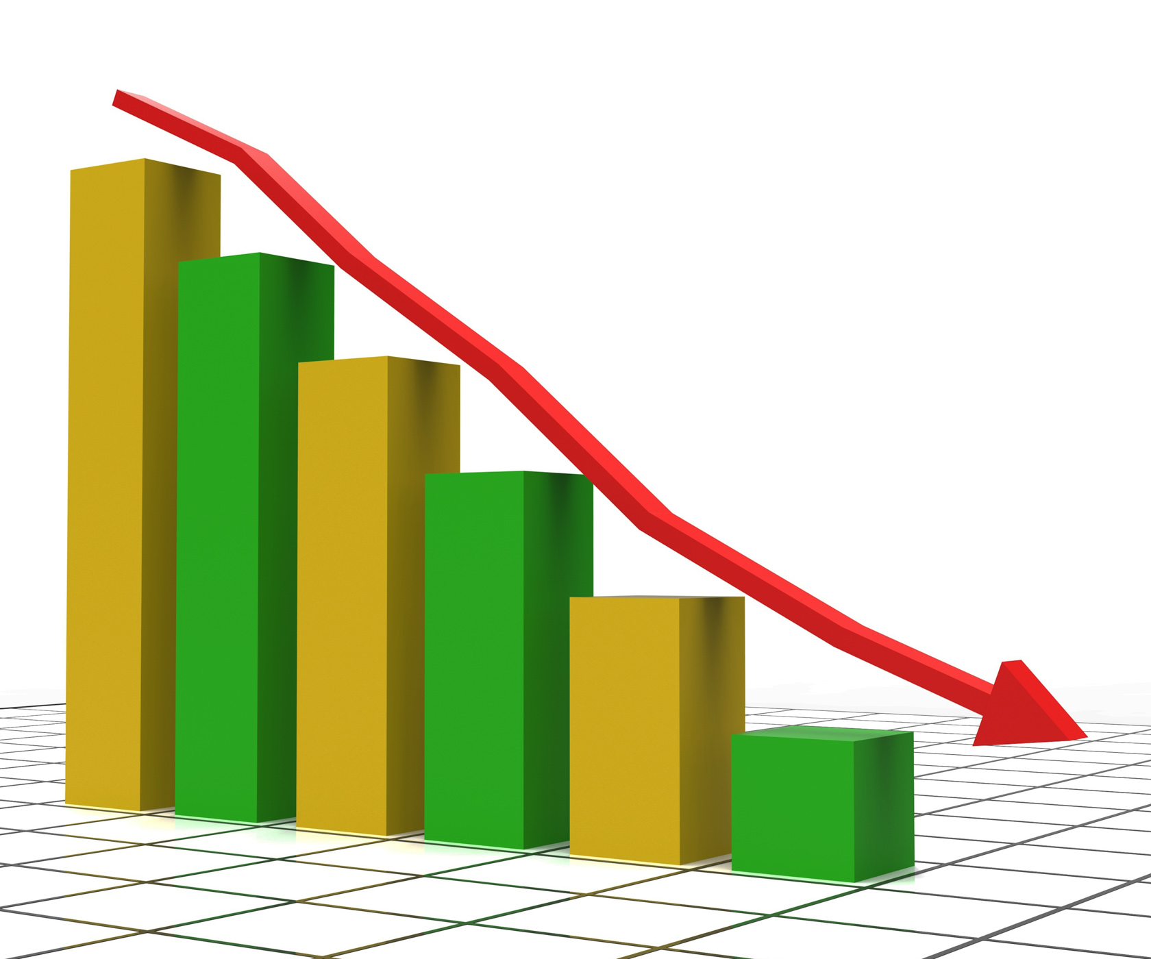 Decreasing Report Shows Graphic Analysis And Graphs, Graphics, Statistics, Statistical, Statistic, HQ Photo
