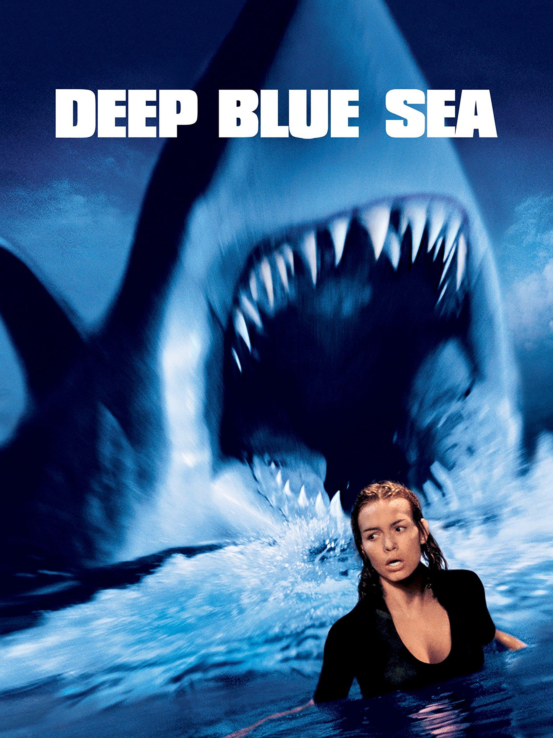 Deep blue sea photo