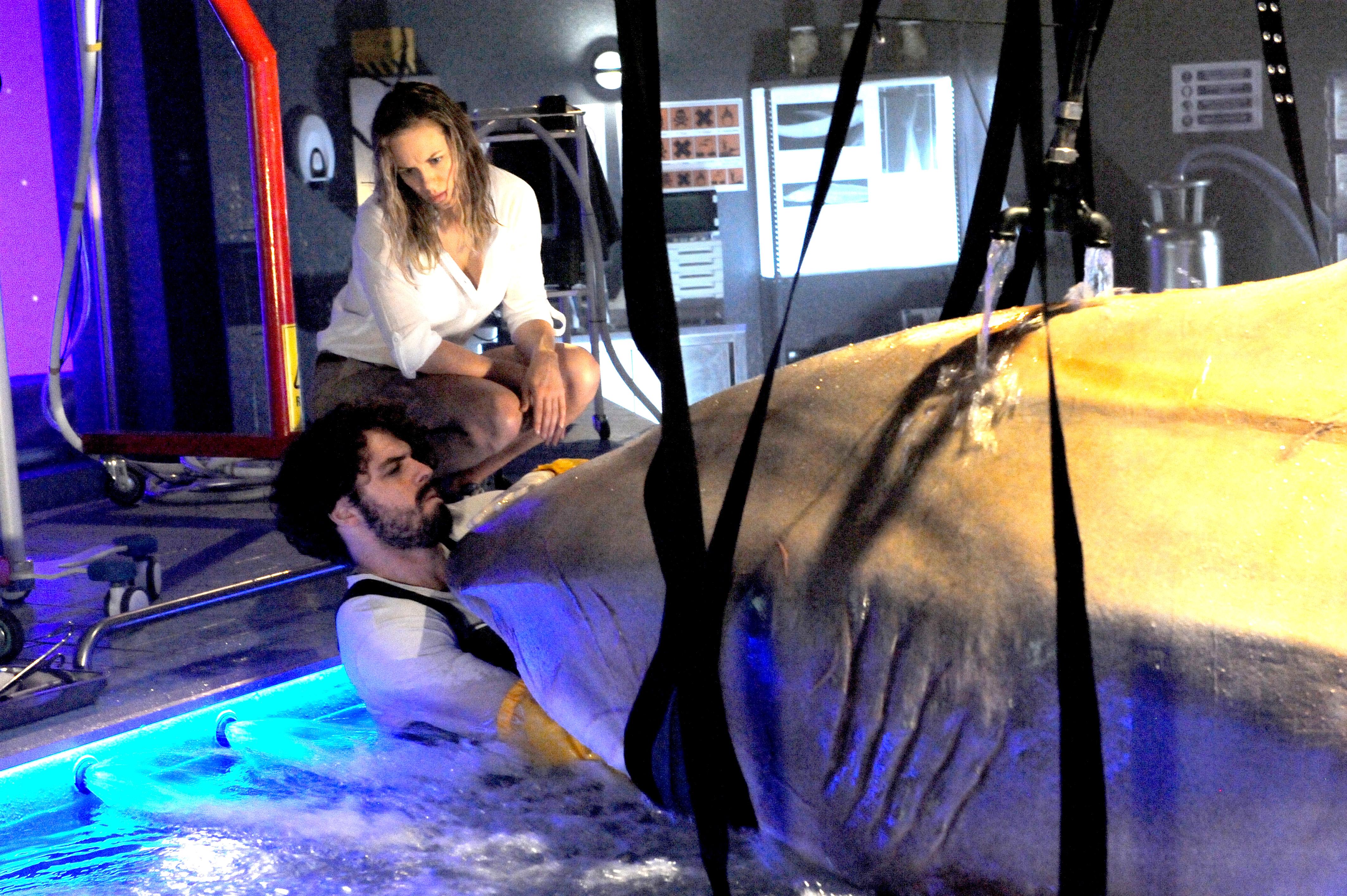 Director Darin Scott on the Surprising Pro-Shark Stance of 'Deep ...