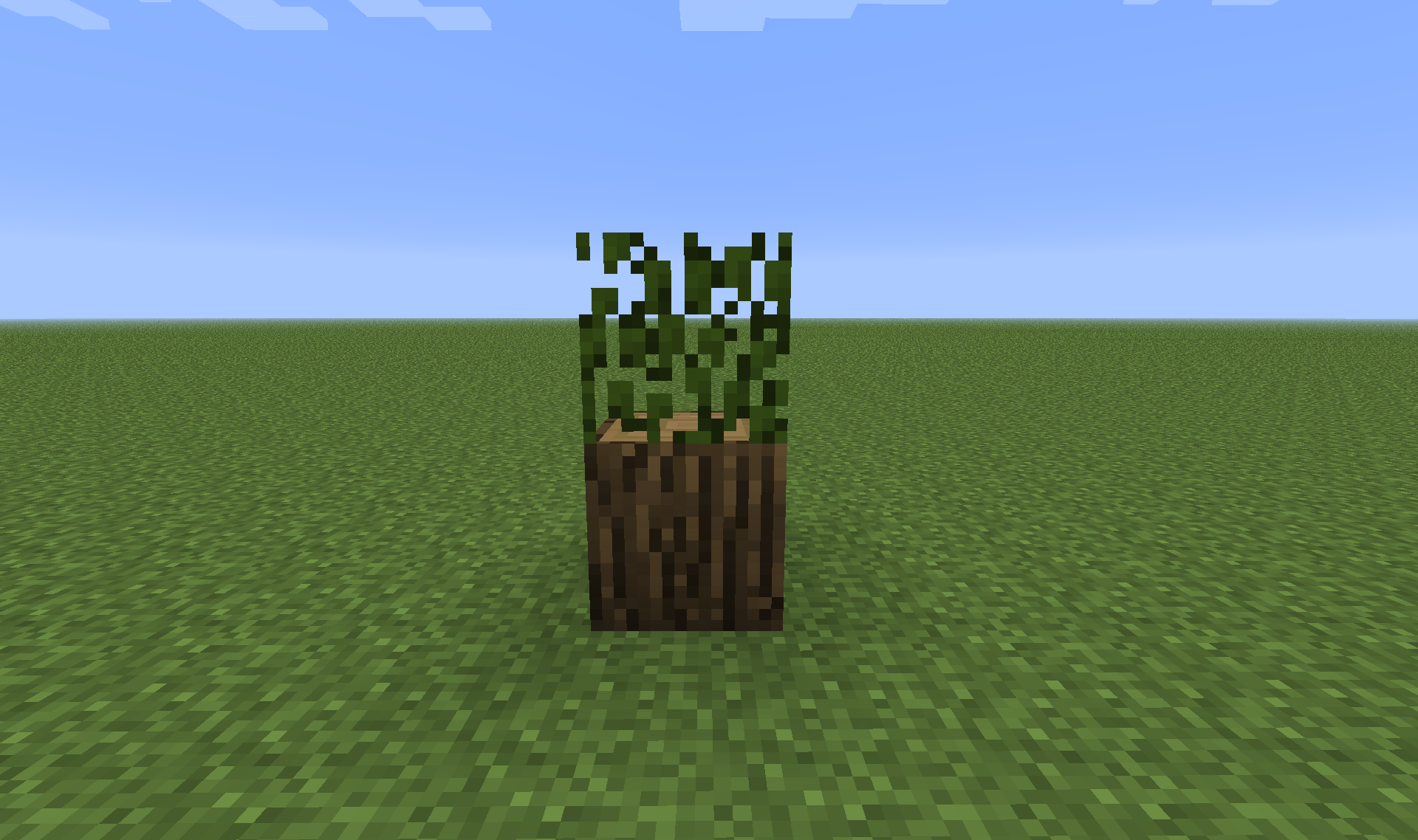 Improving trees and player behavior around trees. [Now with Pictures ...