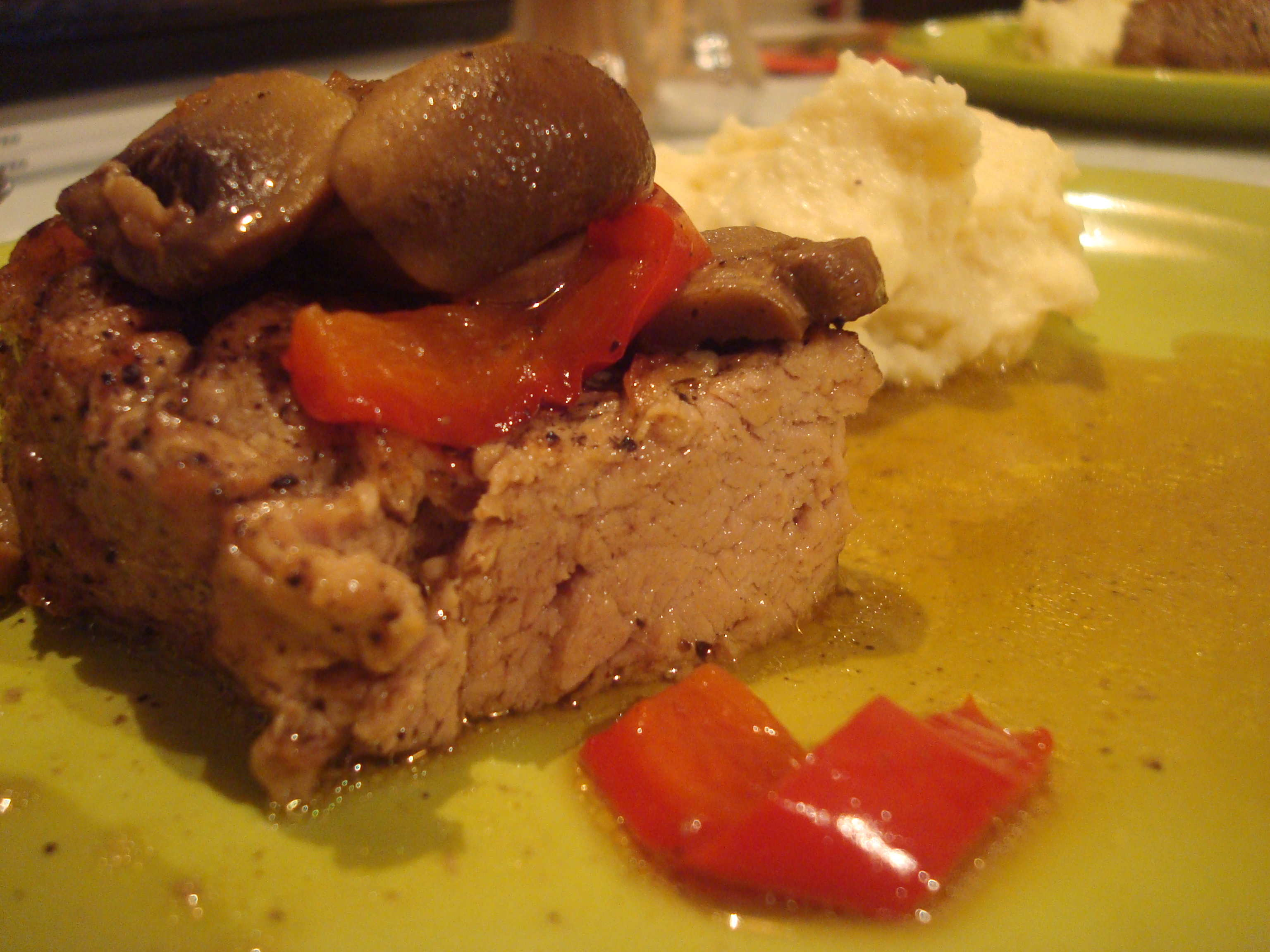 Delicious pork meat dish, Cooking, Meat, Tasty, Tasteful, HQ Photo
