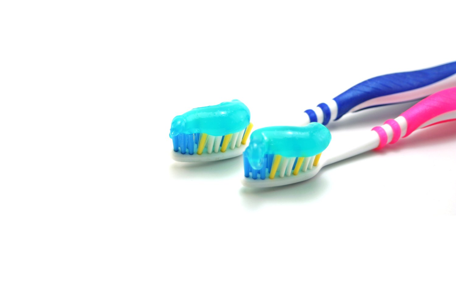 Dental brush and paste, Sanitation, Routine, Smile, Teeth, HQ Photo