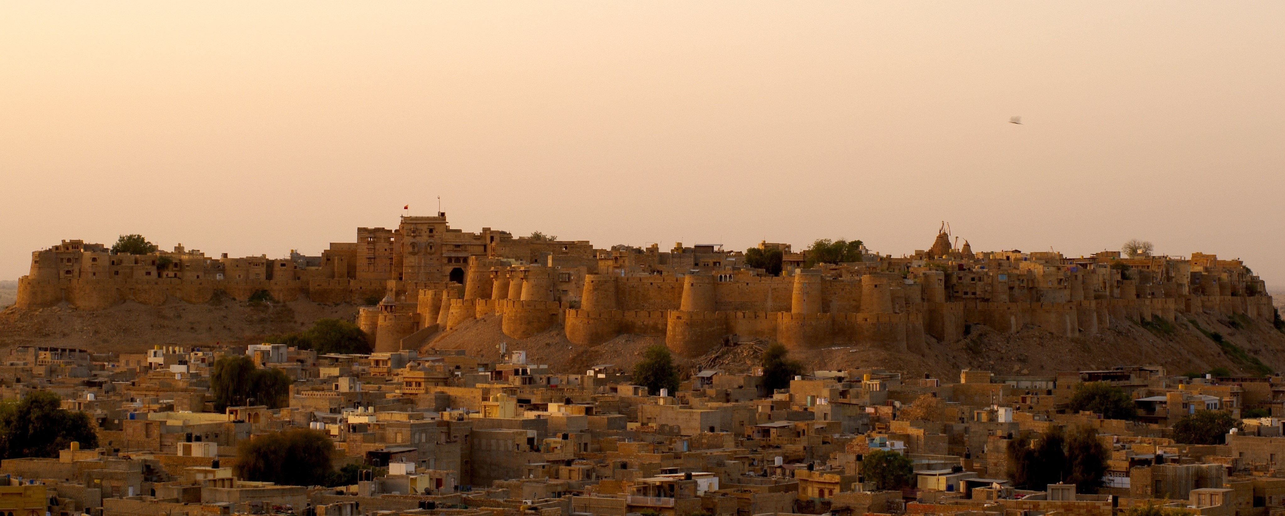 The desert city of Jaisalmer | Media India Group