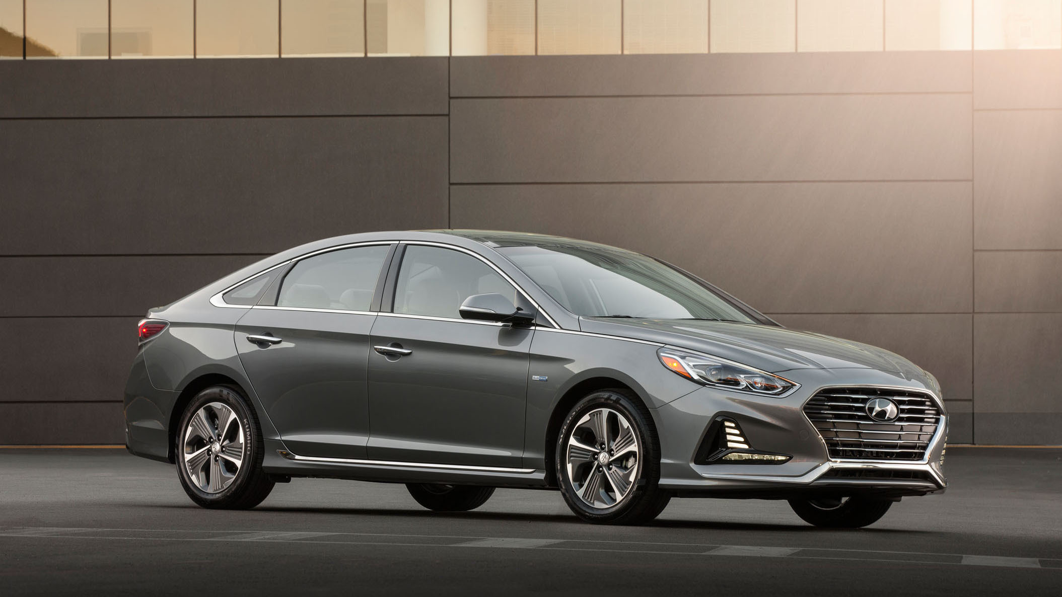 2018 Hyundai Sonata Hybrid and PHEV Photo Gallery - Autoblog