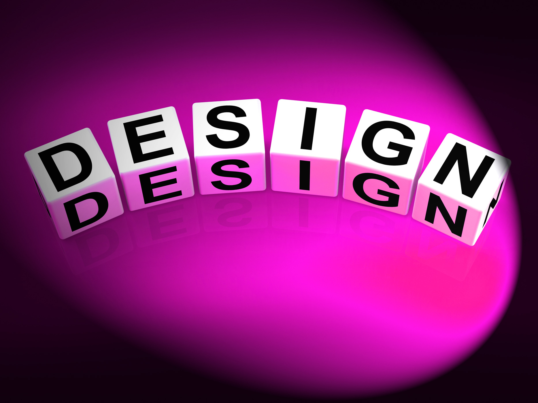 Design Dice Mean to Design Create and to Diagram, Concept, Diagrams, Plan, Models, HQ Photo