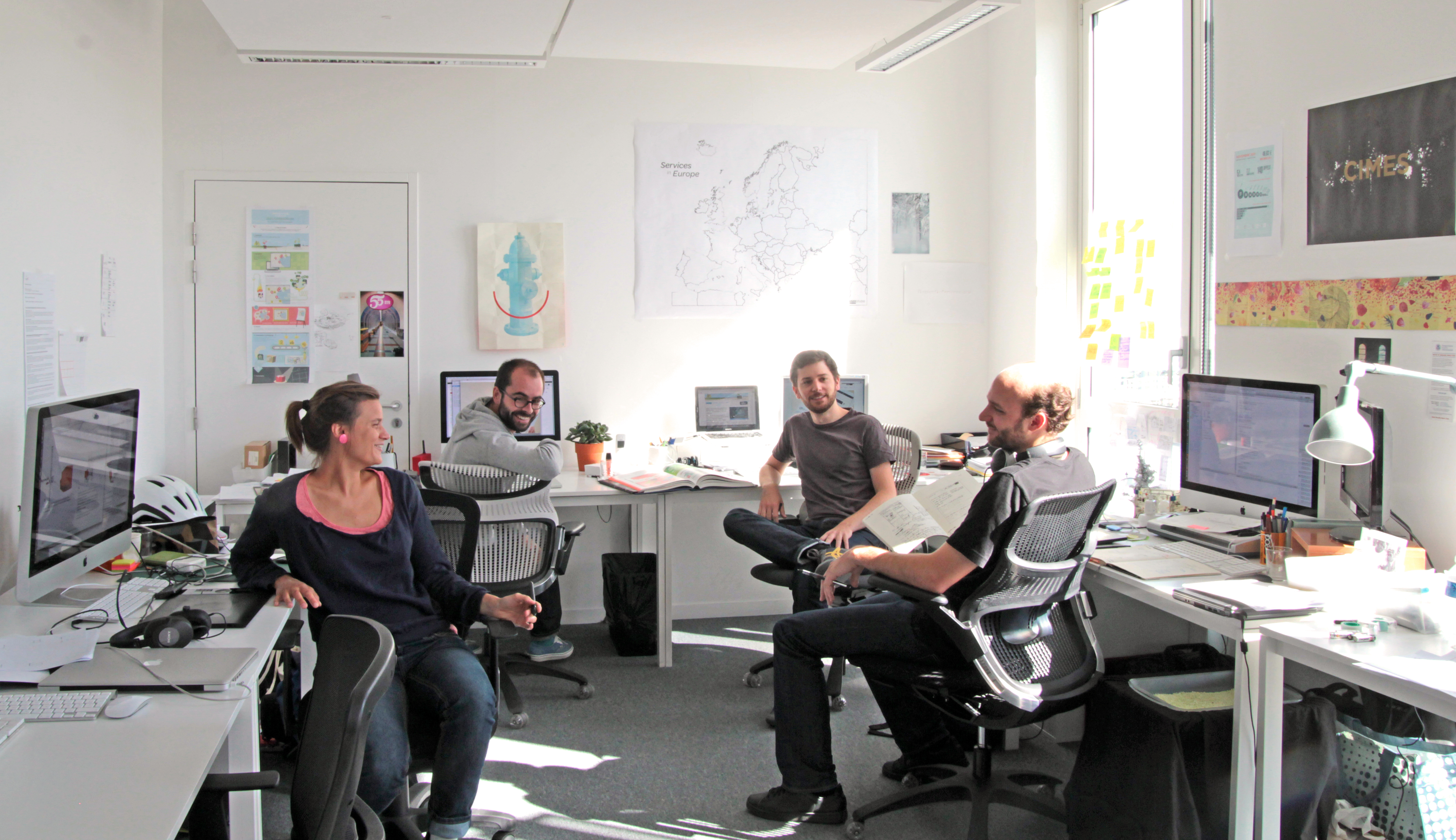 User Studio: Pioneering Service Design in France | Design Transitions