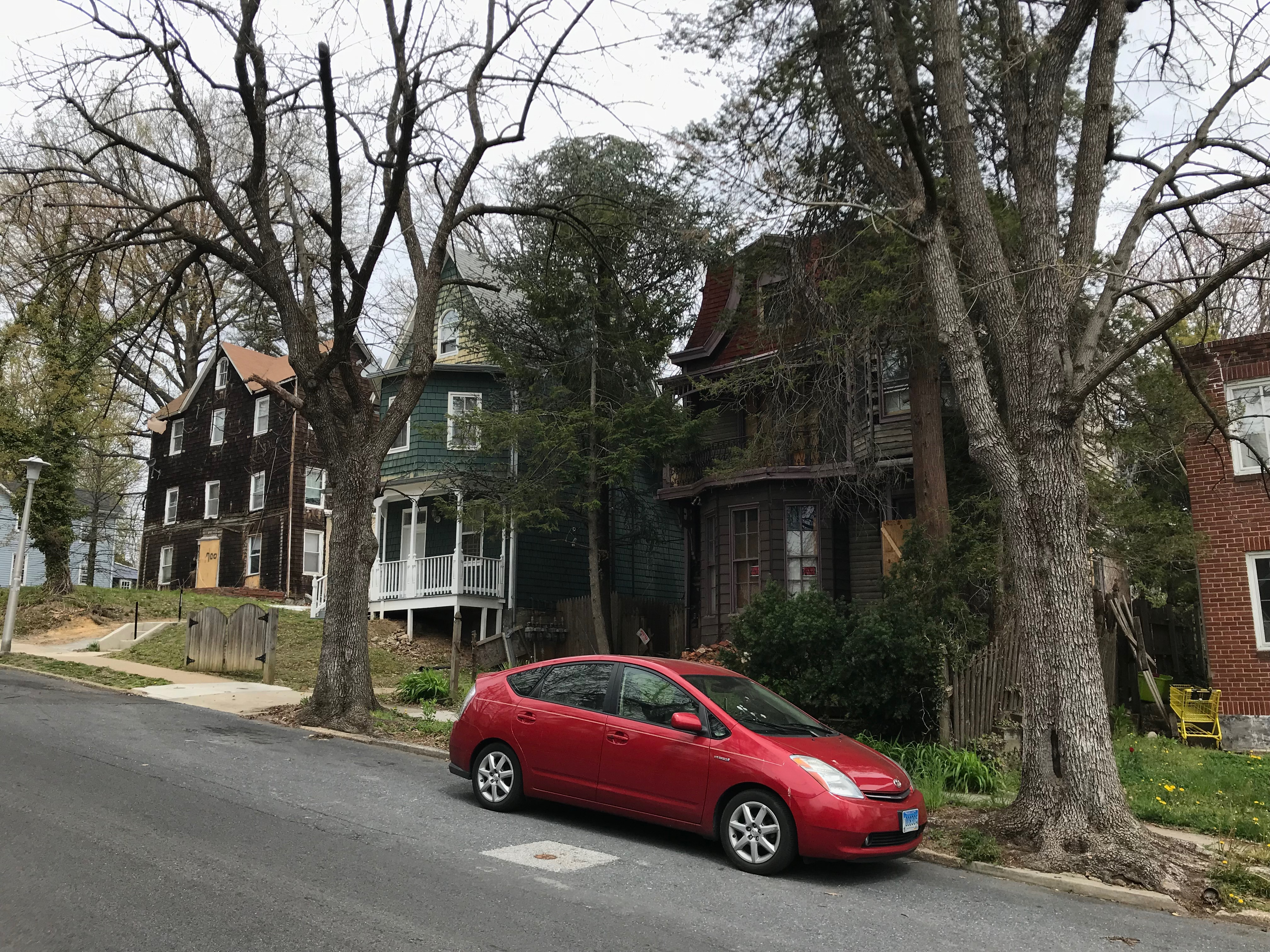 Detached houses, 700-708 homestead street, baltimore, md 21218 photo