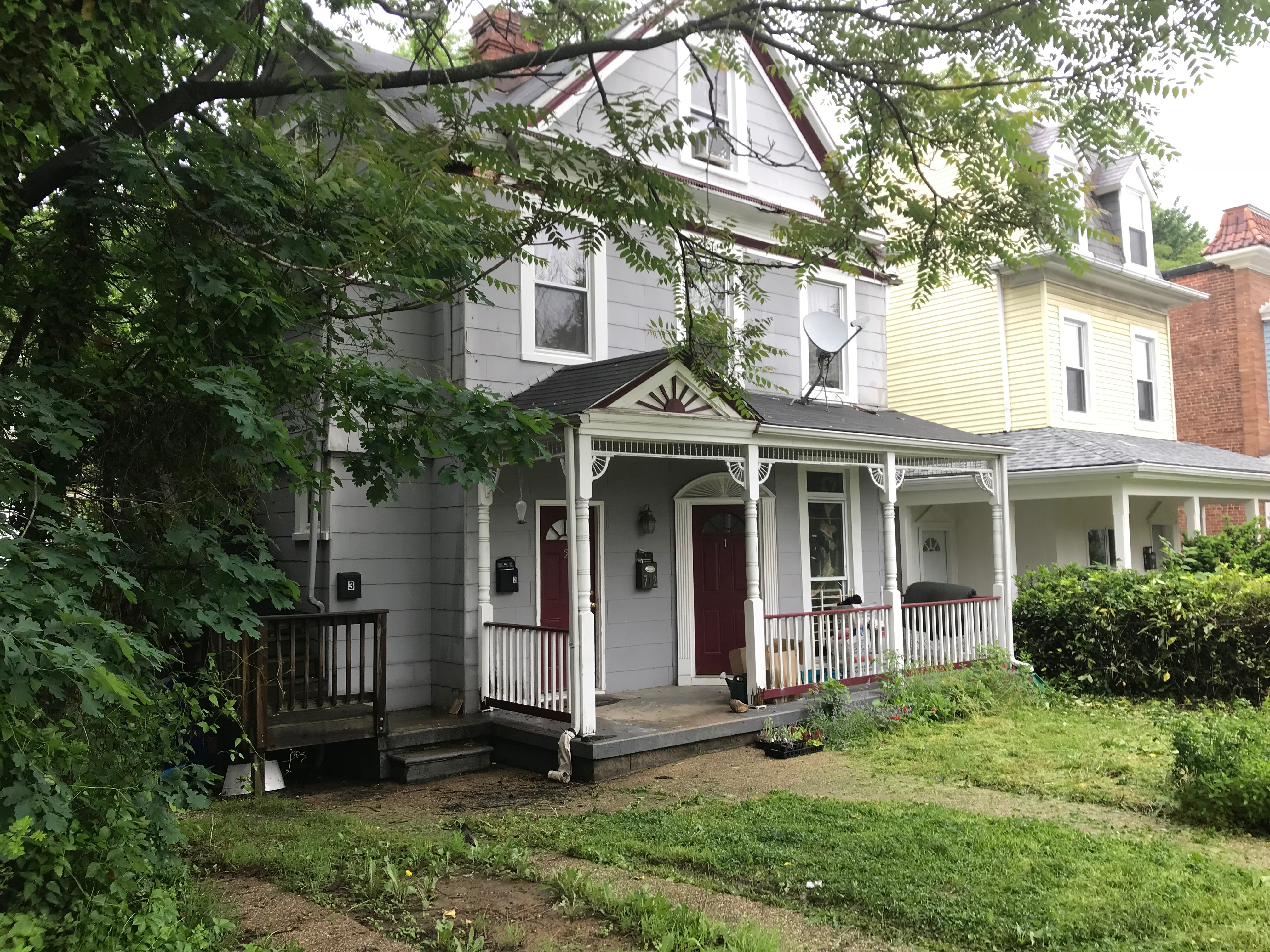 Detached multi-unit house, 712 gorsuch avenue, baltimore, md 21218 photo