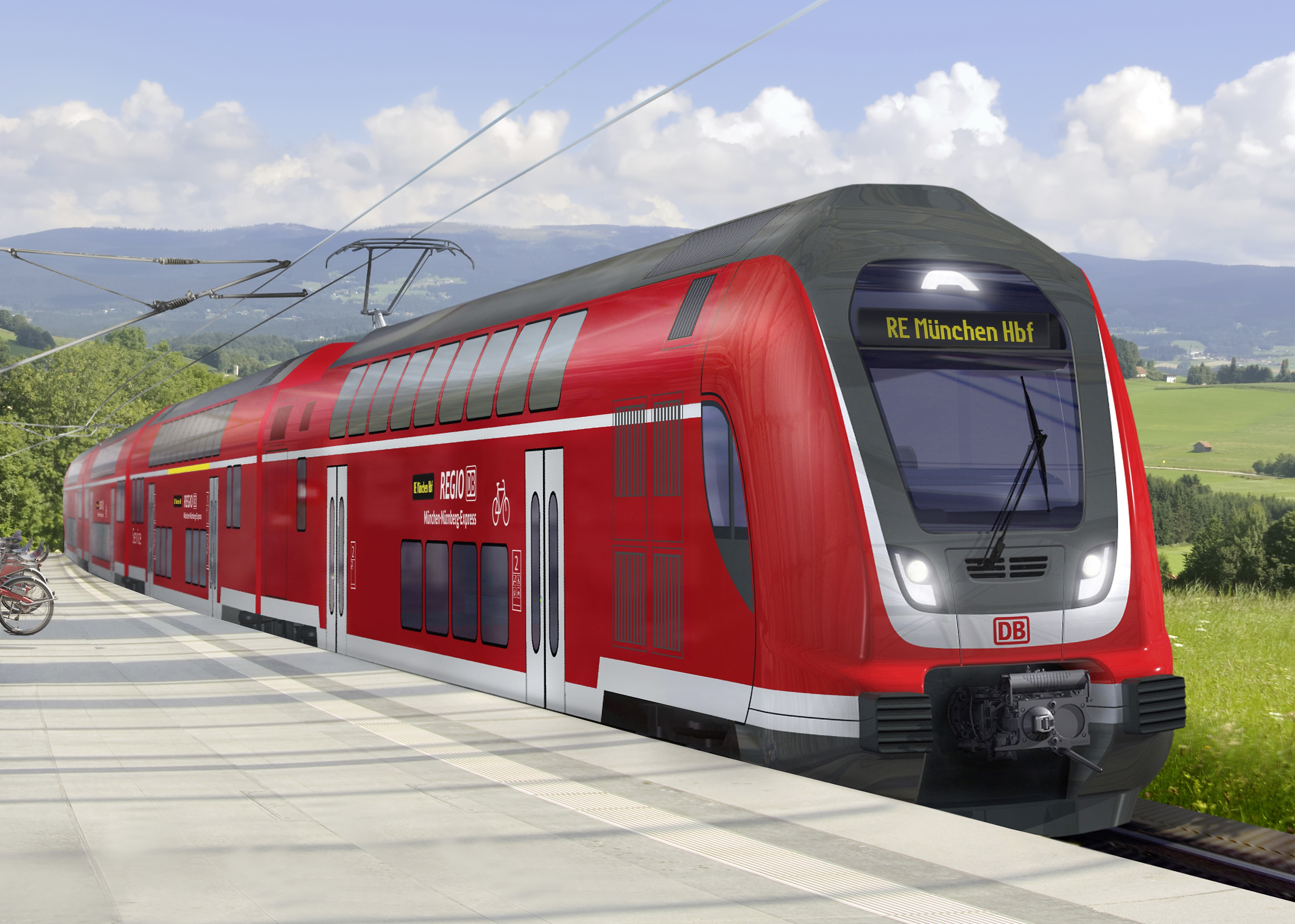 Deutsche Bahn and Bombardier Sign Vehicle Contract Worth 216 Million ...