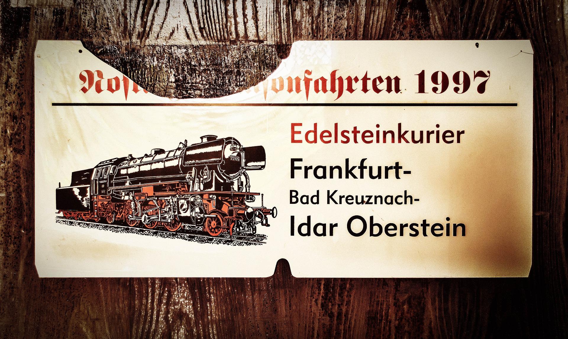 Deutsche Bahn, Bahn, Card, Object, Train, HQ Photo