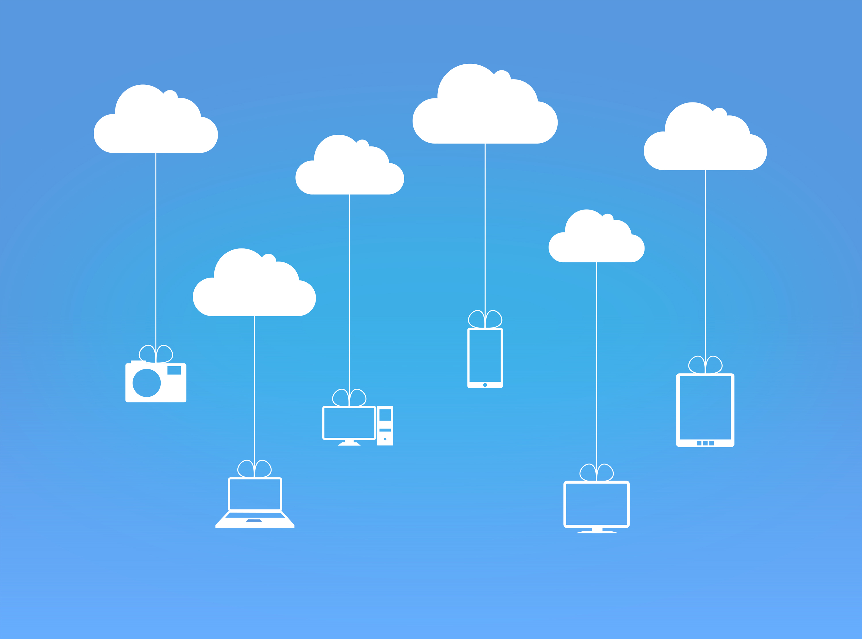 Devices and the digital cloud photo
