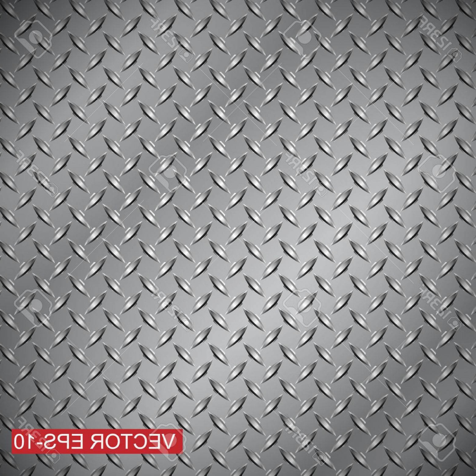 Diamond Plate Vector Pattern   CreateMePink