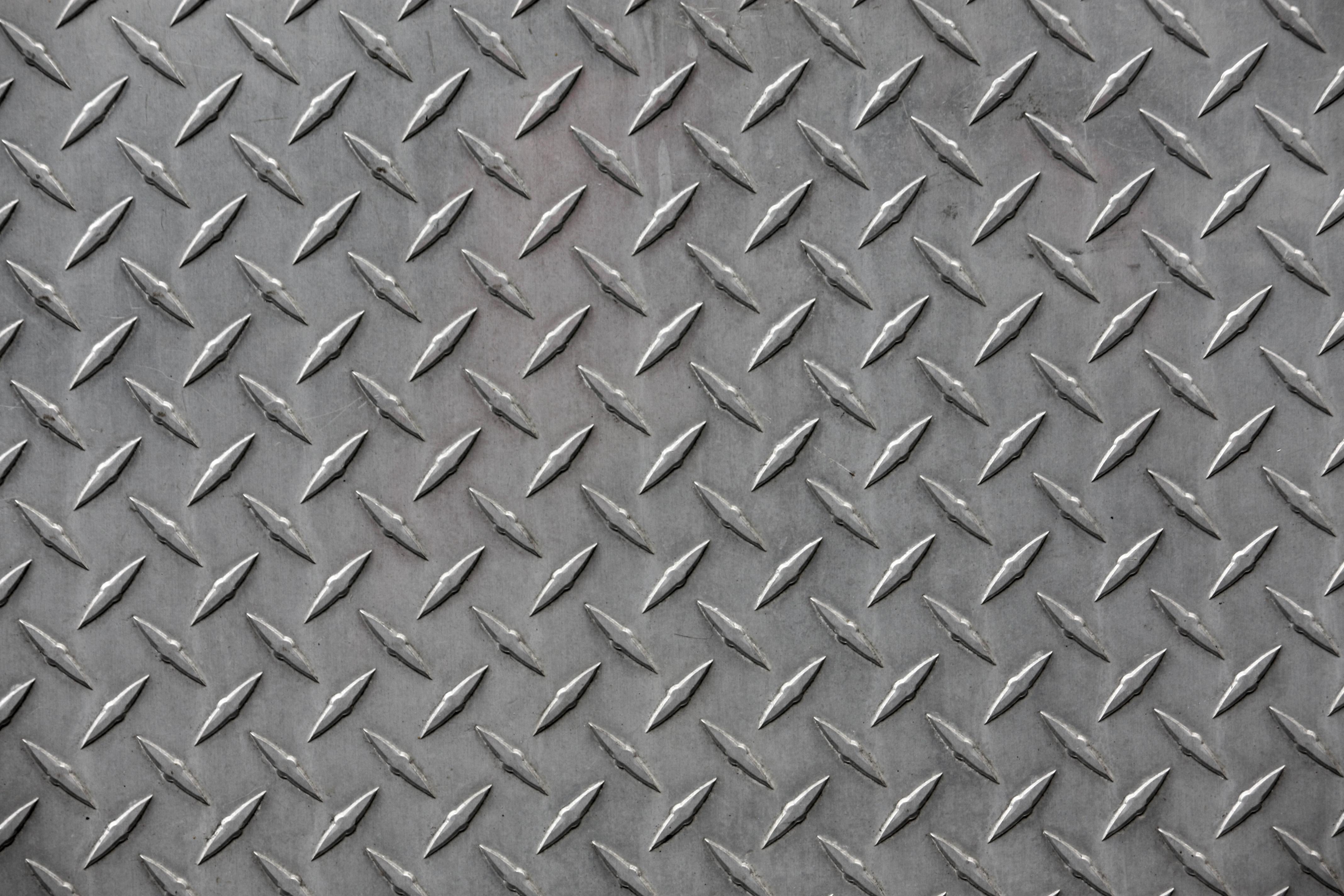 Debonair Aluminum Embossed Diamond Plates H Bright Reflective Finish ...