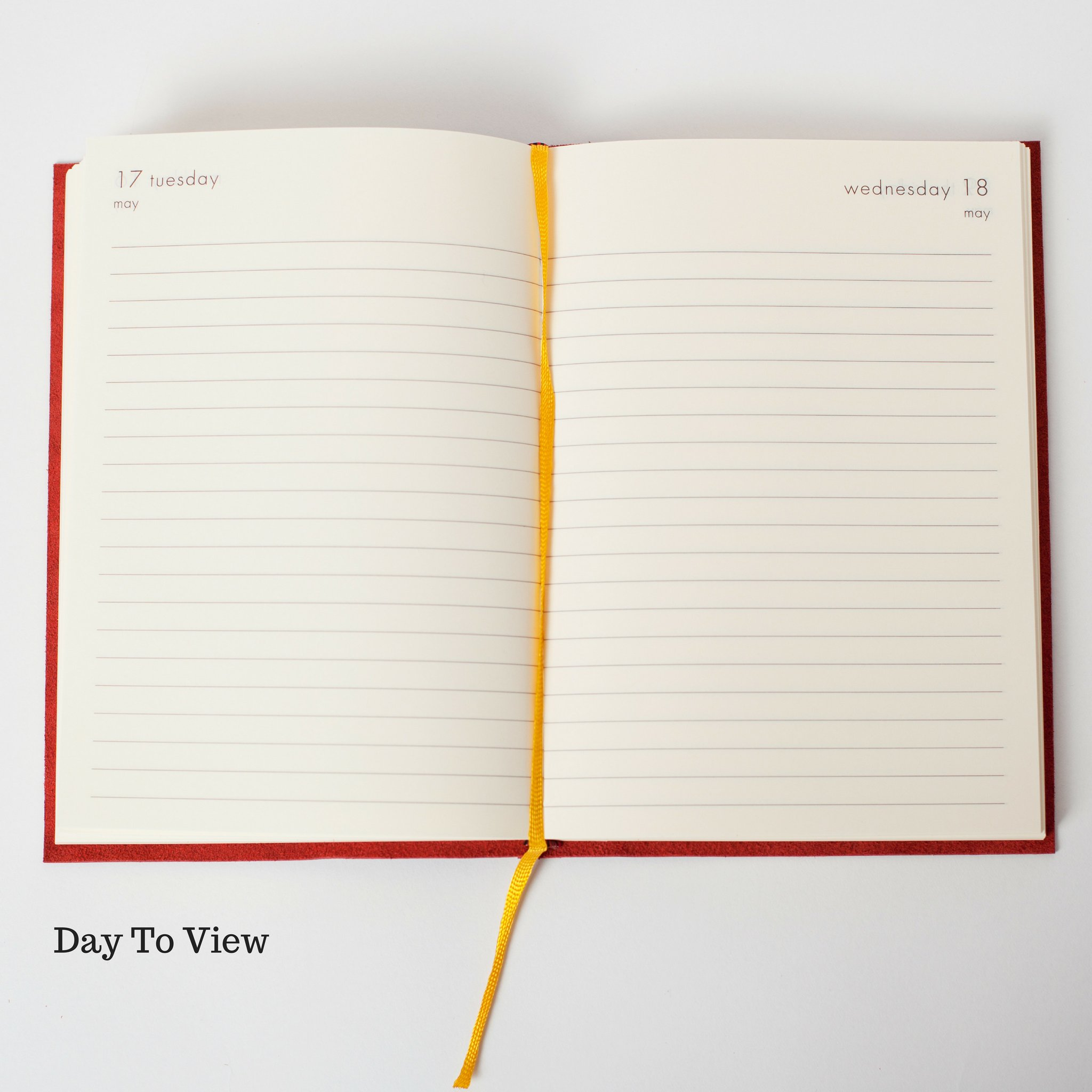2018 DIARY - LIFE ACCORDING TO DIARY - BOLD AND CAPITAL LETTERS ...