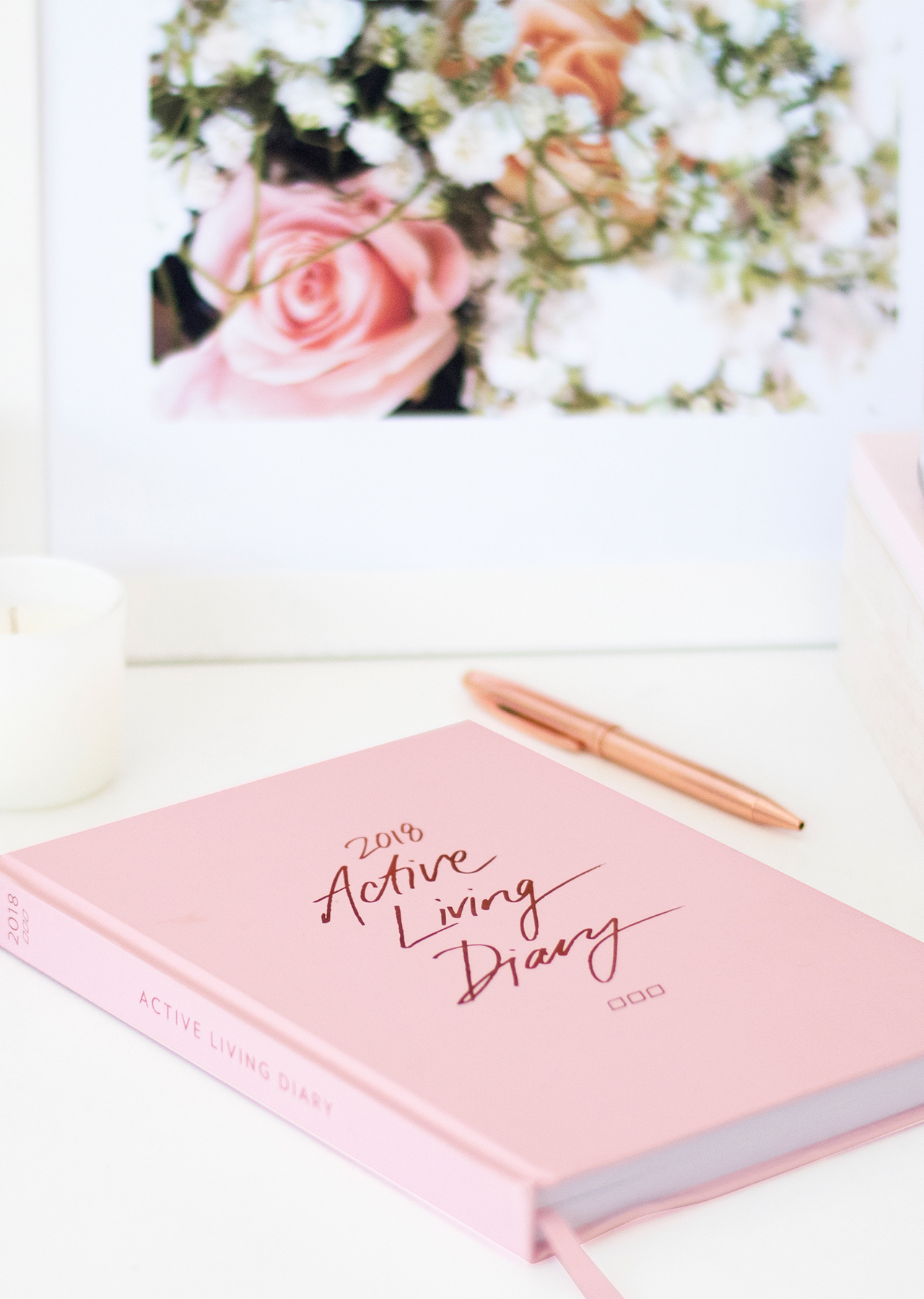 Active Living Diary 2018 | Accessories | Collection | Shop All ...