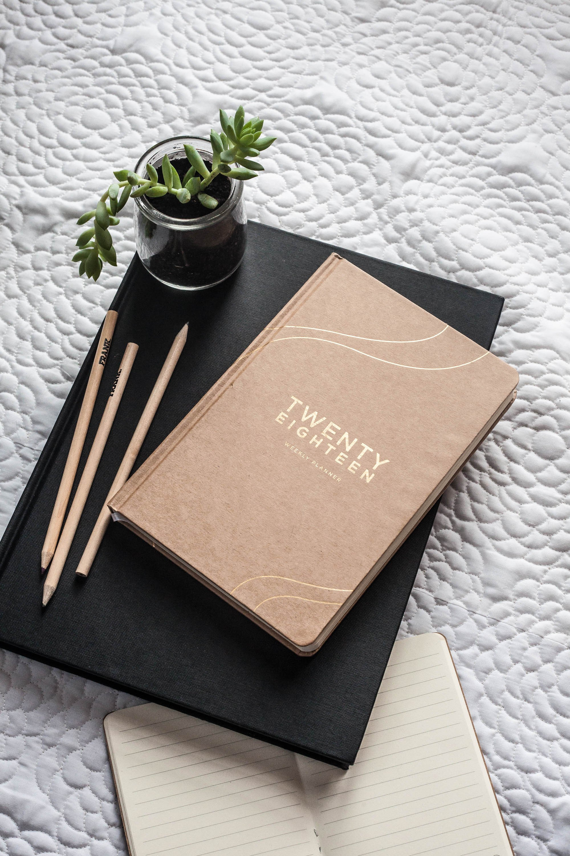 2018 Diary | Weekly planner – FRANK Stationery