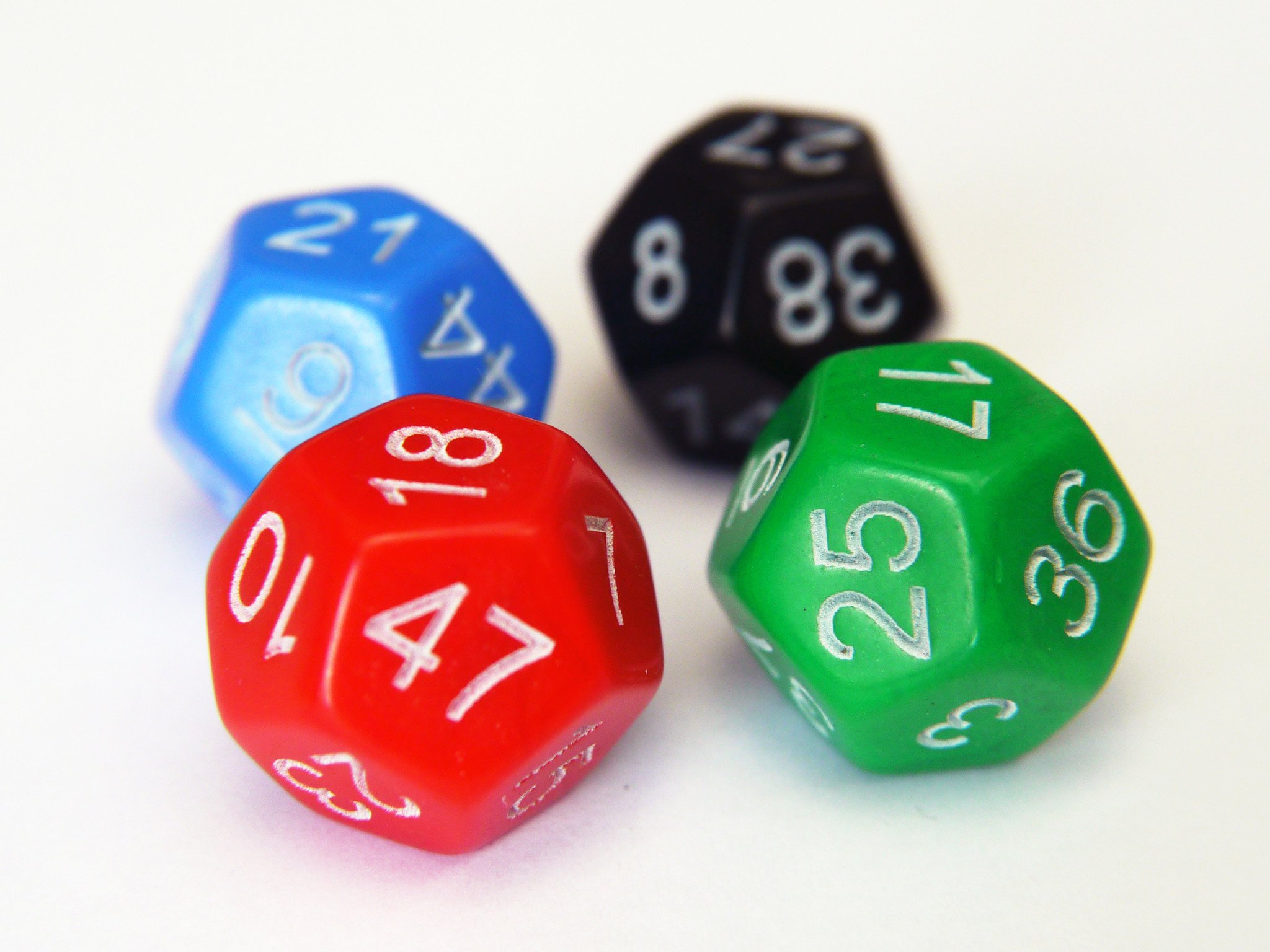 Go First Dice – Maths Gear - Mathematical curiosities, games and gifts