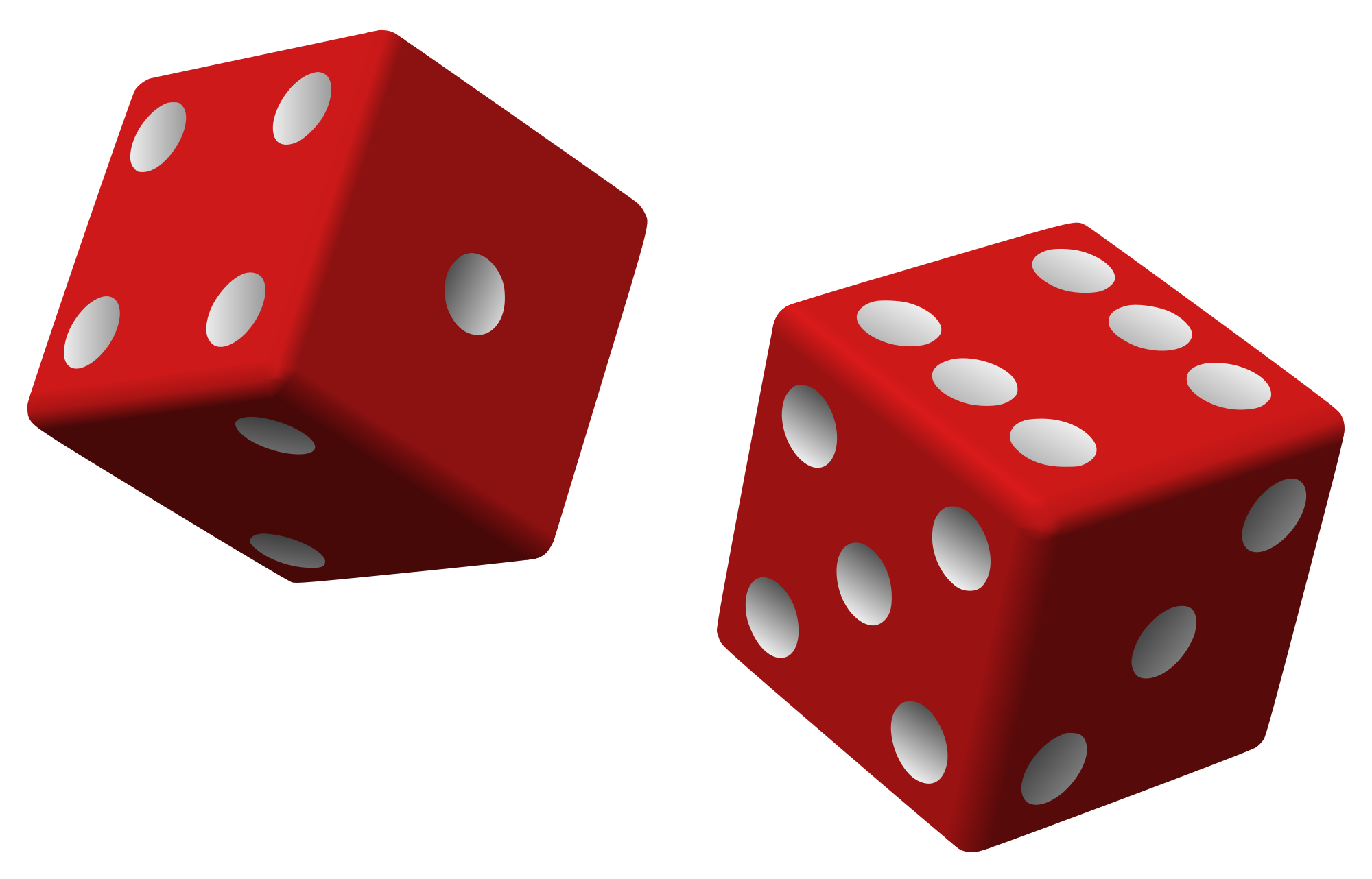 File:Two red dice 01.svg - Wikimedia Commons