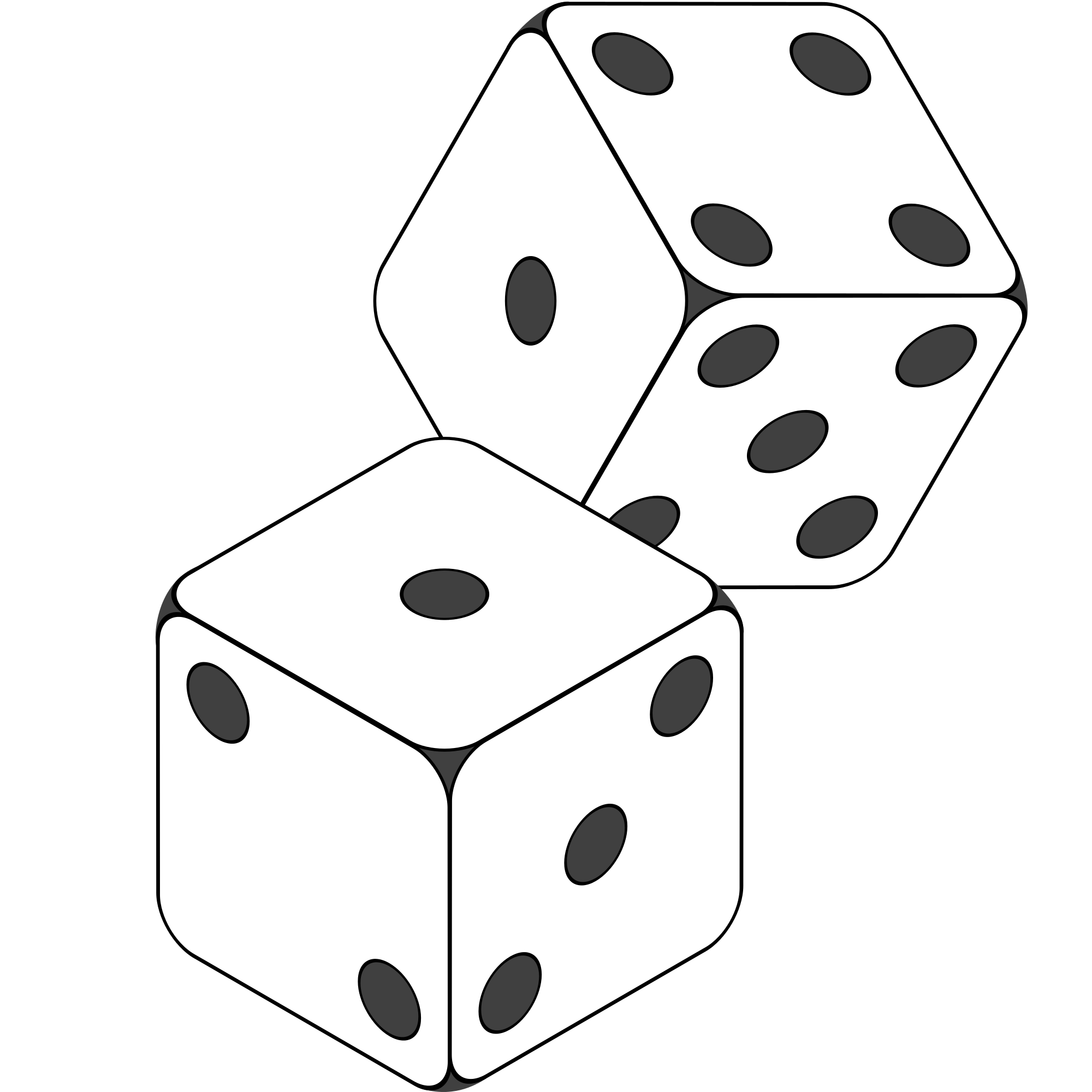 File:2-Dice-Icon.svg - Wikimedia Commons