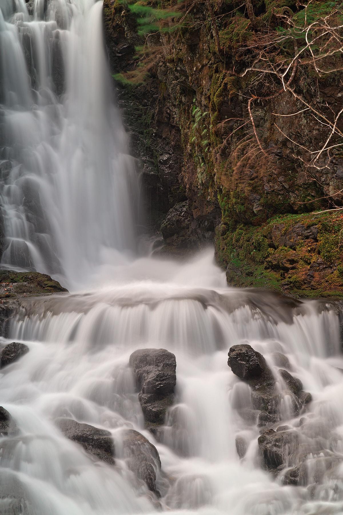 Dickson Falls - HDR, Atmosphere, Rock, River, Range, HQ Photo