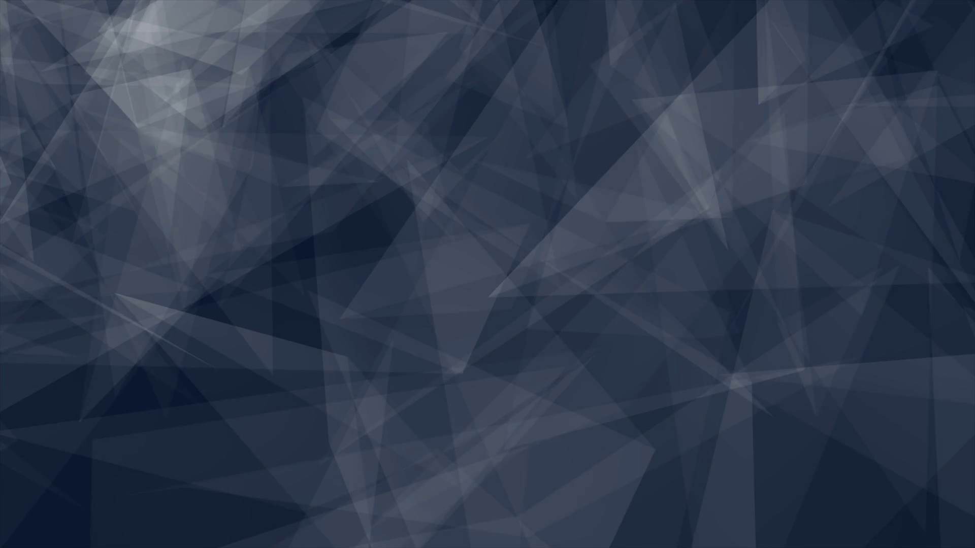 Digital Background Moving Flowing Triangles Blue and Orange Motion ...