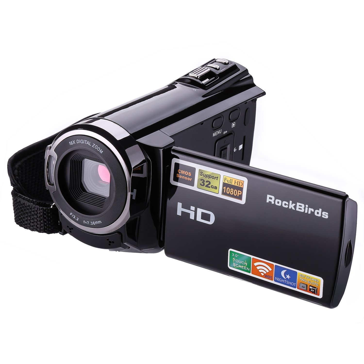 Free Photo Digital Video Camera
