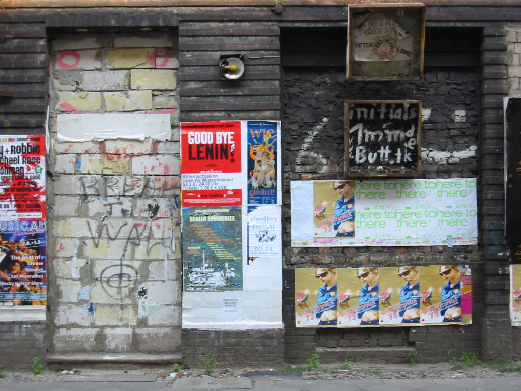 Dirty wall with posters and graffiti, Ads, Dirty, Graffiti, Posters, HQ Photo