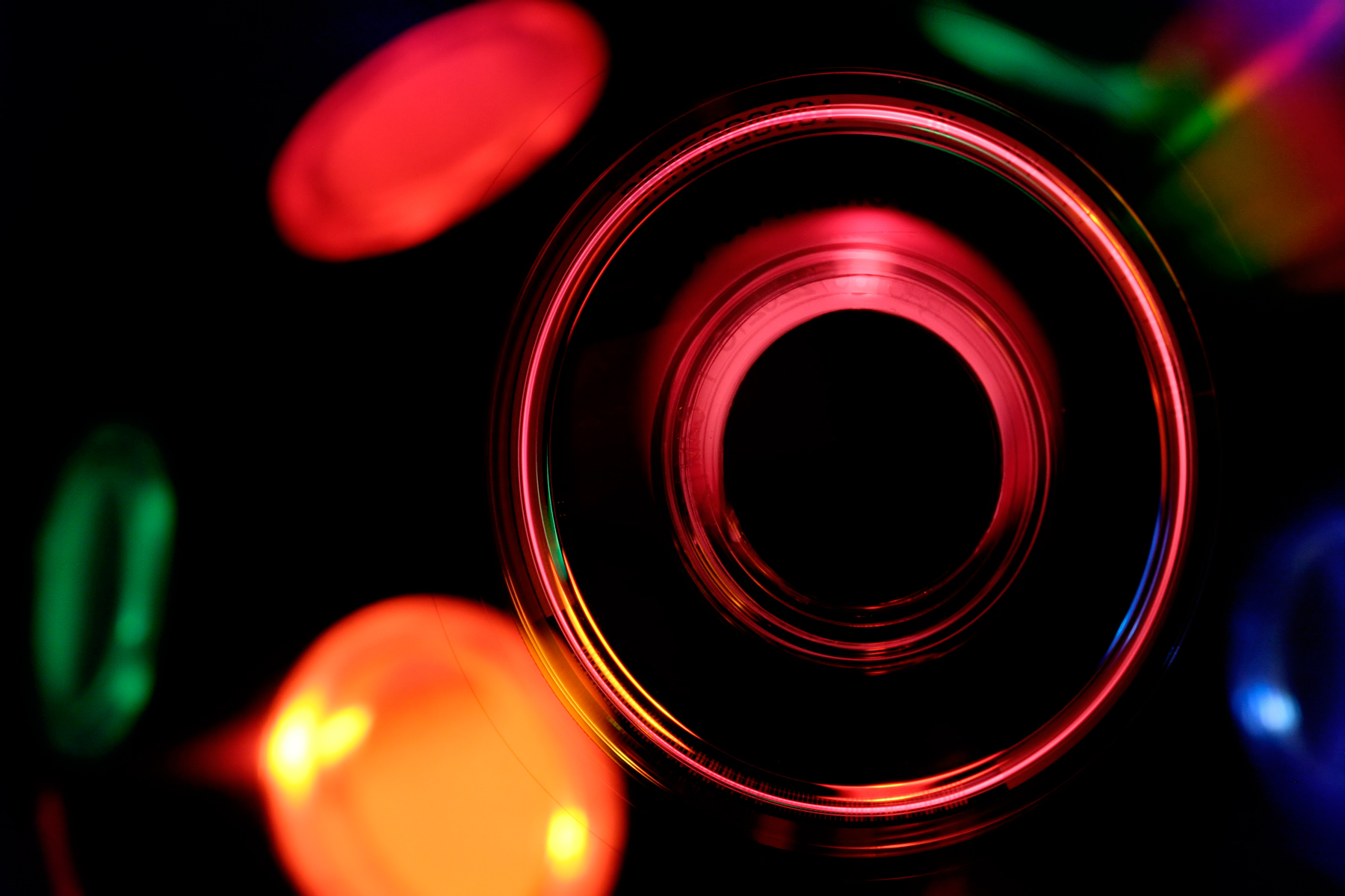 Disco Disc, Abstract, Photograph, Light, Lights, HQ Photo