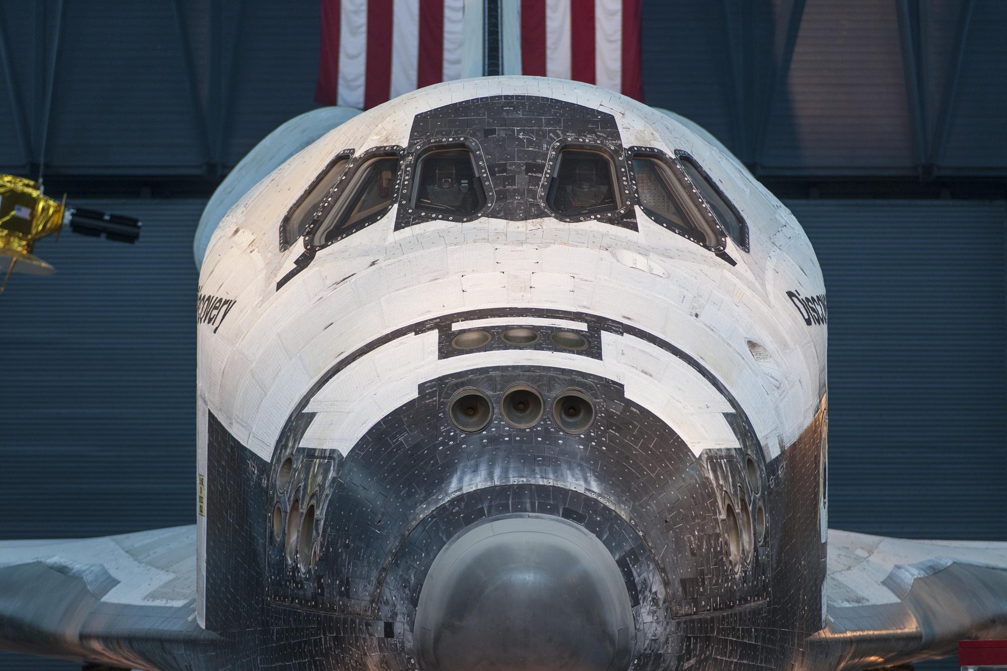 Space shuttle photo