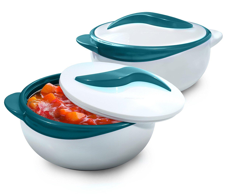Amazon.com: Pinnacle Serving Salad/ Soup Dish Bowl - Thermal ...