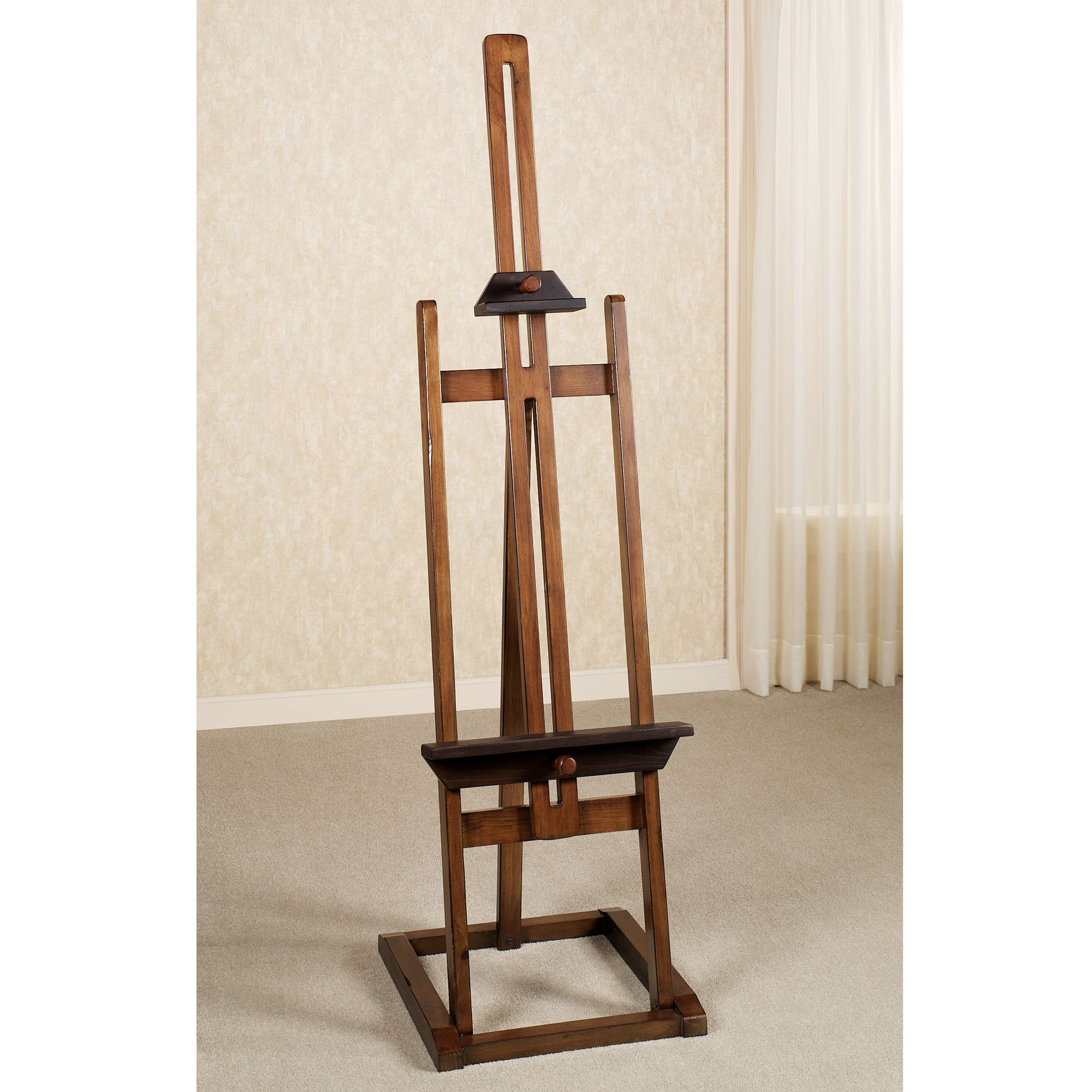 Artisana Wood Display Easel Floor Stand